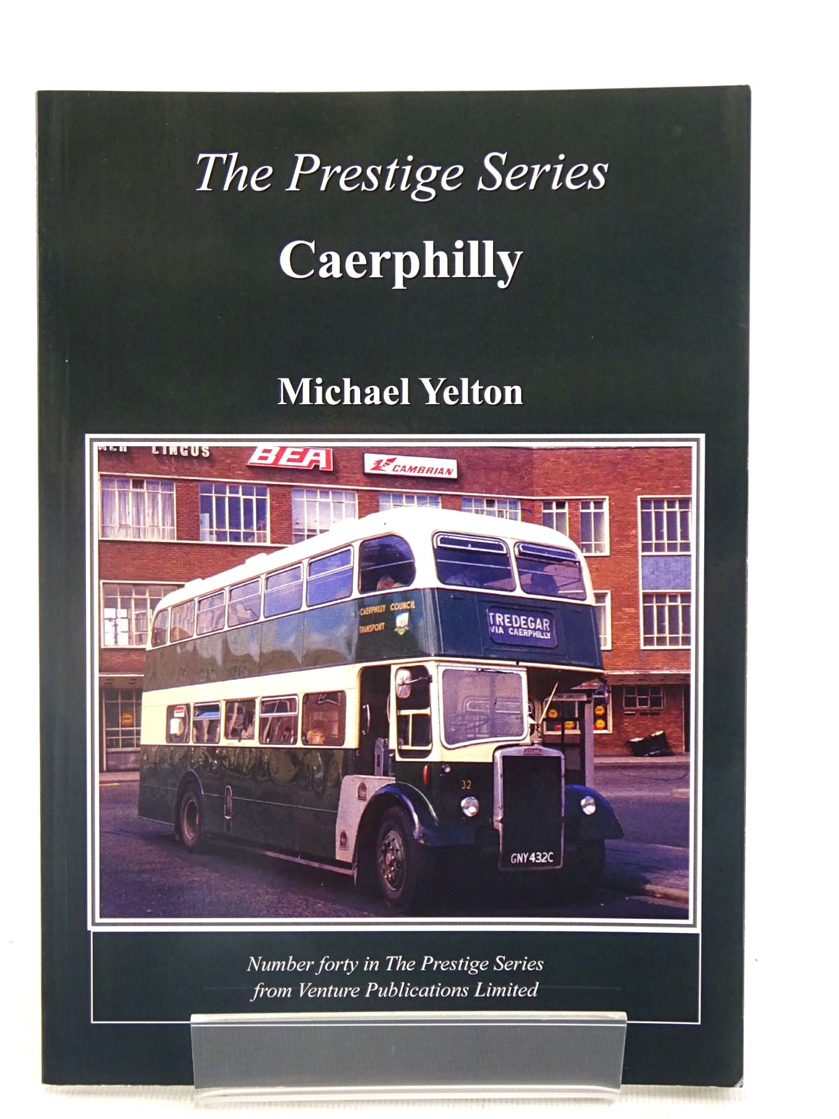Photo of THE PRESTIGE SERIES: CAERPHILLY written by Yelton, Michael published by Venture Publications (STOCK CODE: 1816638)  for sale by Stella & Rose's Books