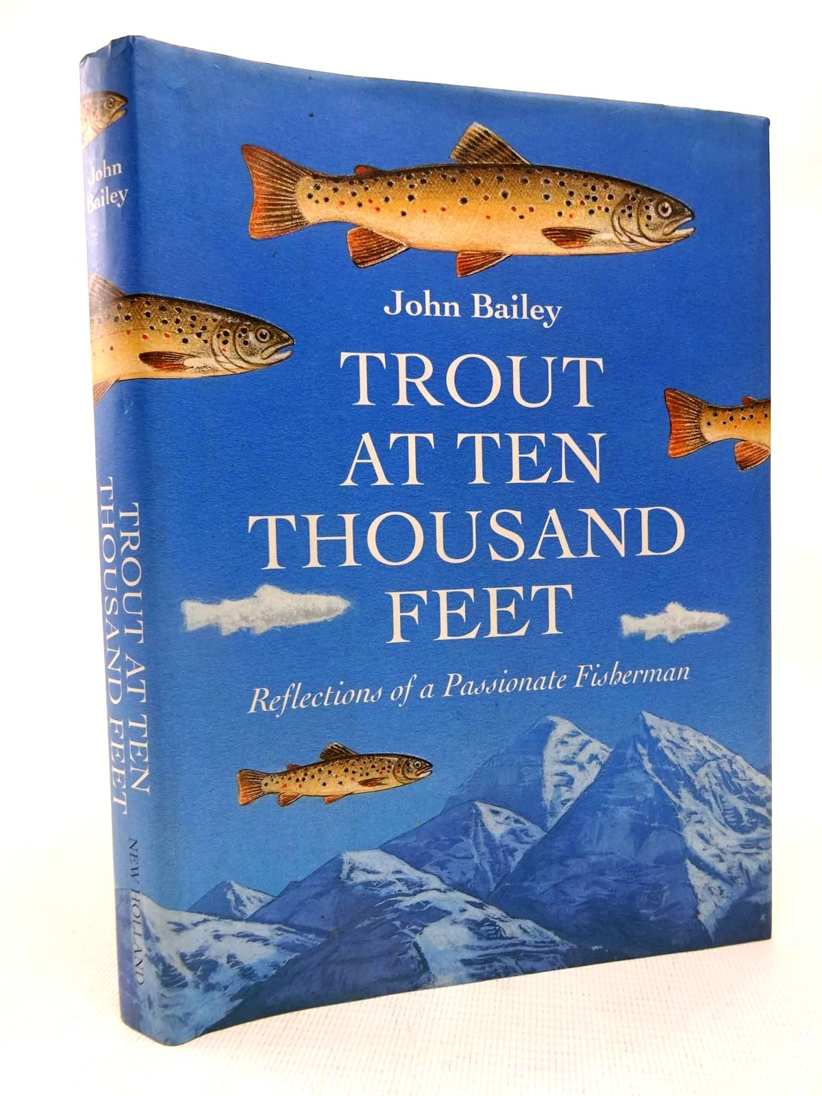 Photo of TROUT AT TEN THOUSAND FEET- Stock Number: 1816646