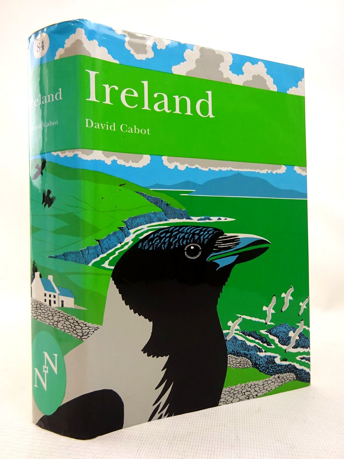Photo of IRELAND (NN 84) written by Cabot, David published by Harper Collins (STOCK CODE: 1816658)  for sale by Stella & Rose's Books