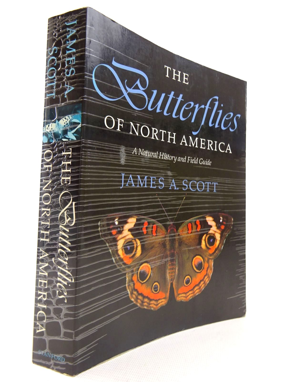 Photo of THE BUTTERFLIES OF NORTH AMERICA: A NATURAL HISTORY AND FIELD GUIDE written by Scott, James A. published by Stanford University Press (STOCK CODE: 1816664)  for sale by Stella & Rose's Books