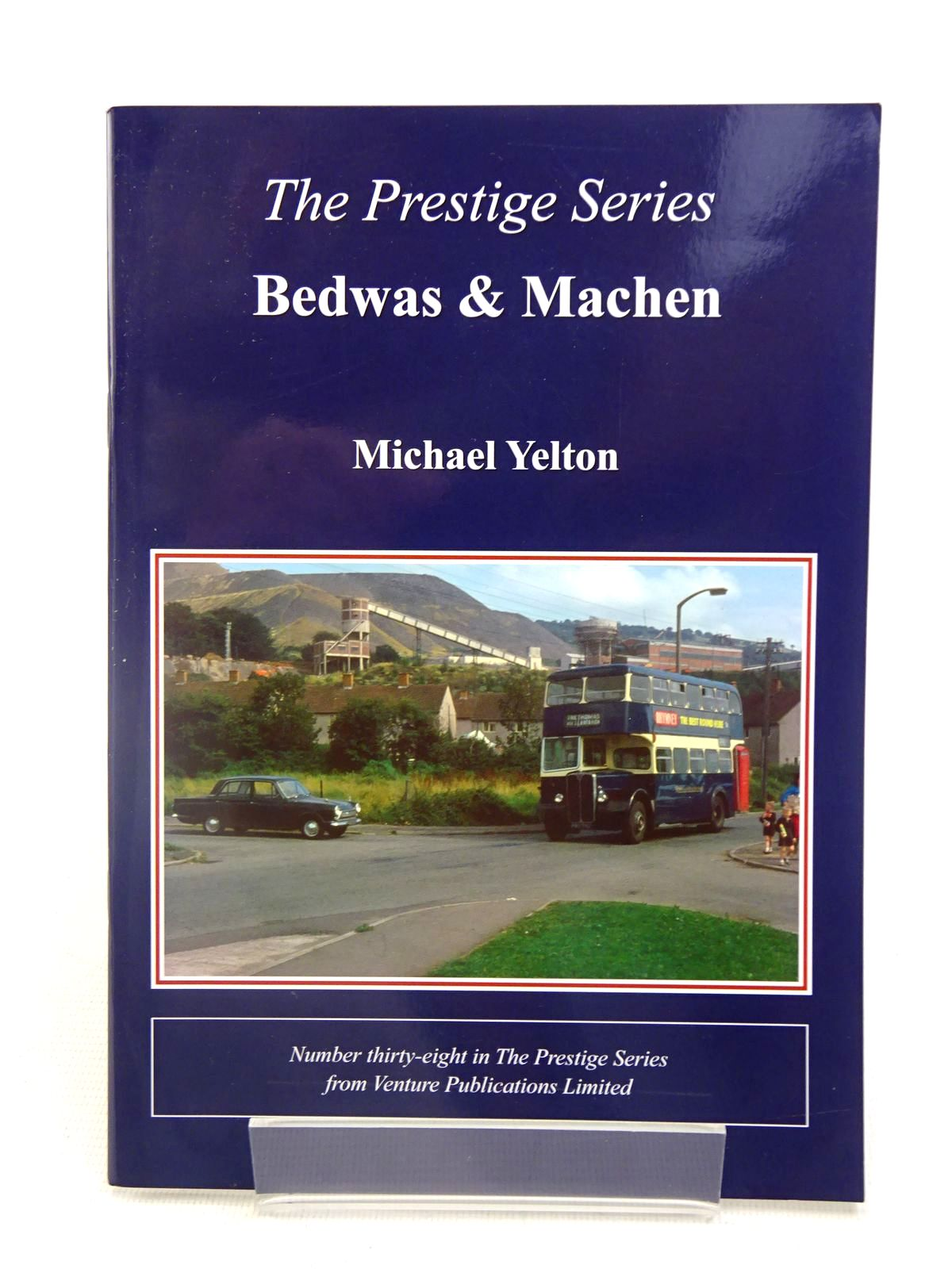Photo of THE PRESTIGE SERIES: BEDWAS & MACHEN written by Yelton, Michael published by Venture Publications (STOCK CODE: 1816668)  for sale by Stella & Rose's Books