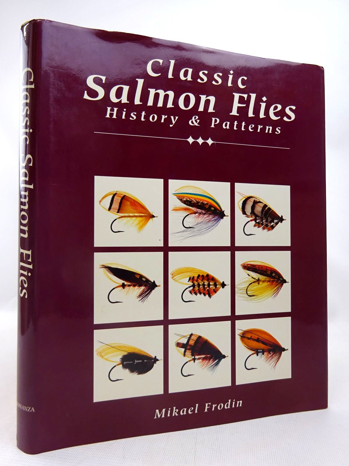 Photo of CLASSIC SALMON FLIES HISTORY & PATTERNS written by Frodin, Mikael published by Bonanza (STOCK CODE: 1816680)  for sale by Stella & Rose's Books