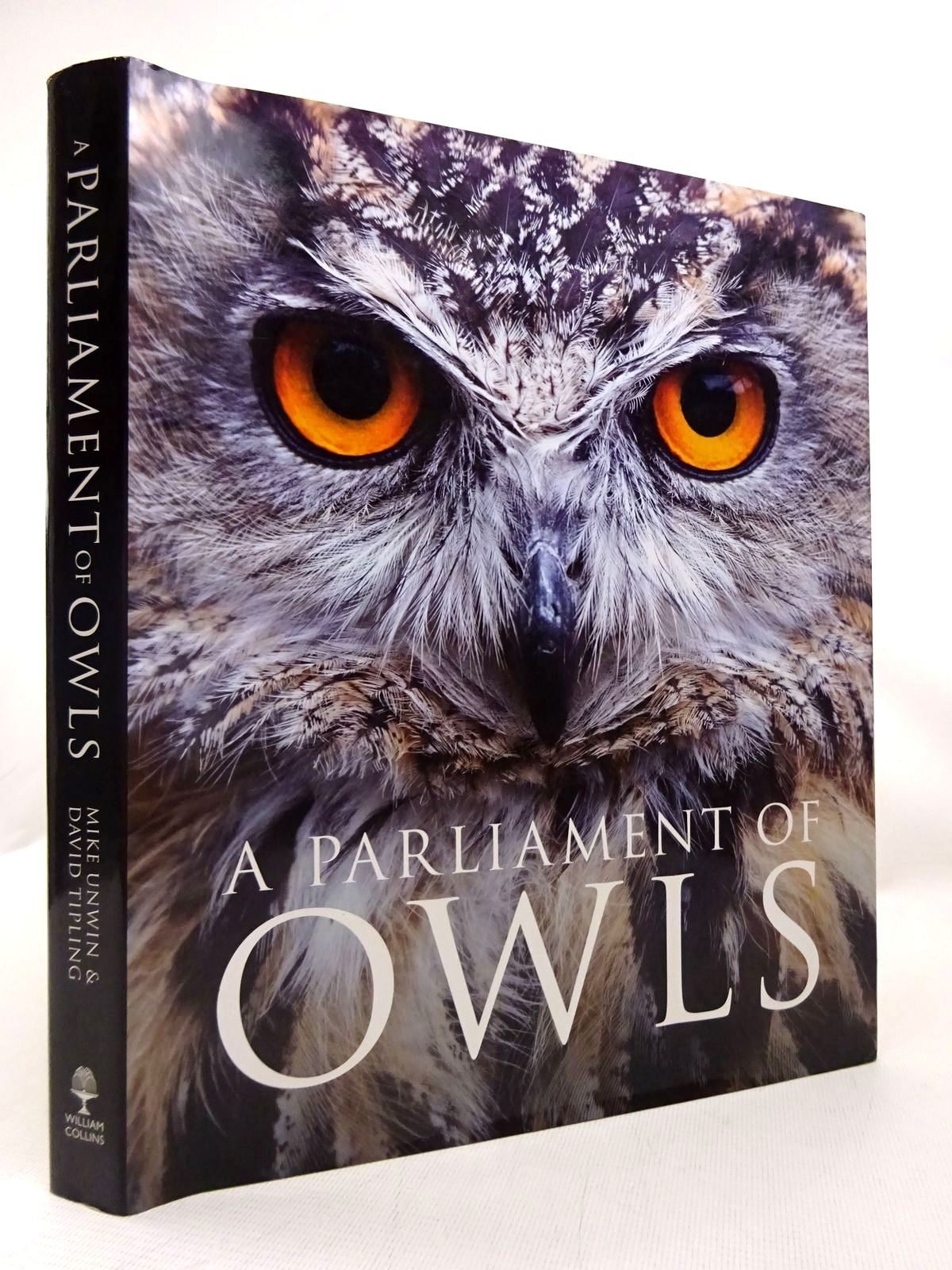 Photo of A PARLIAMENT OF OWLS written by Unwin, Mike