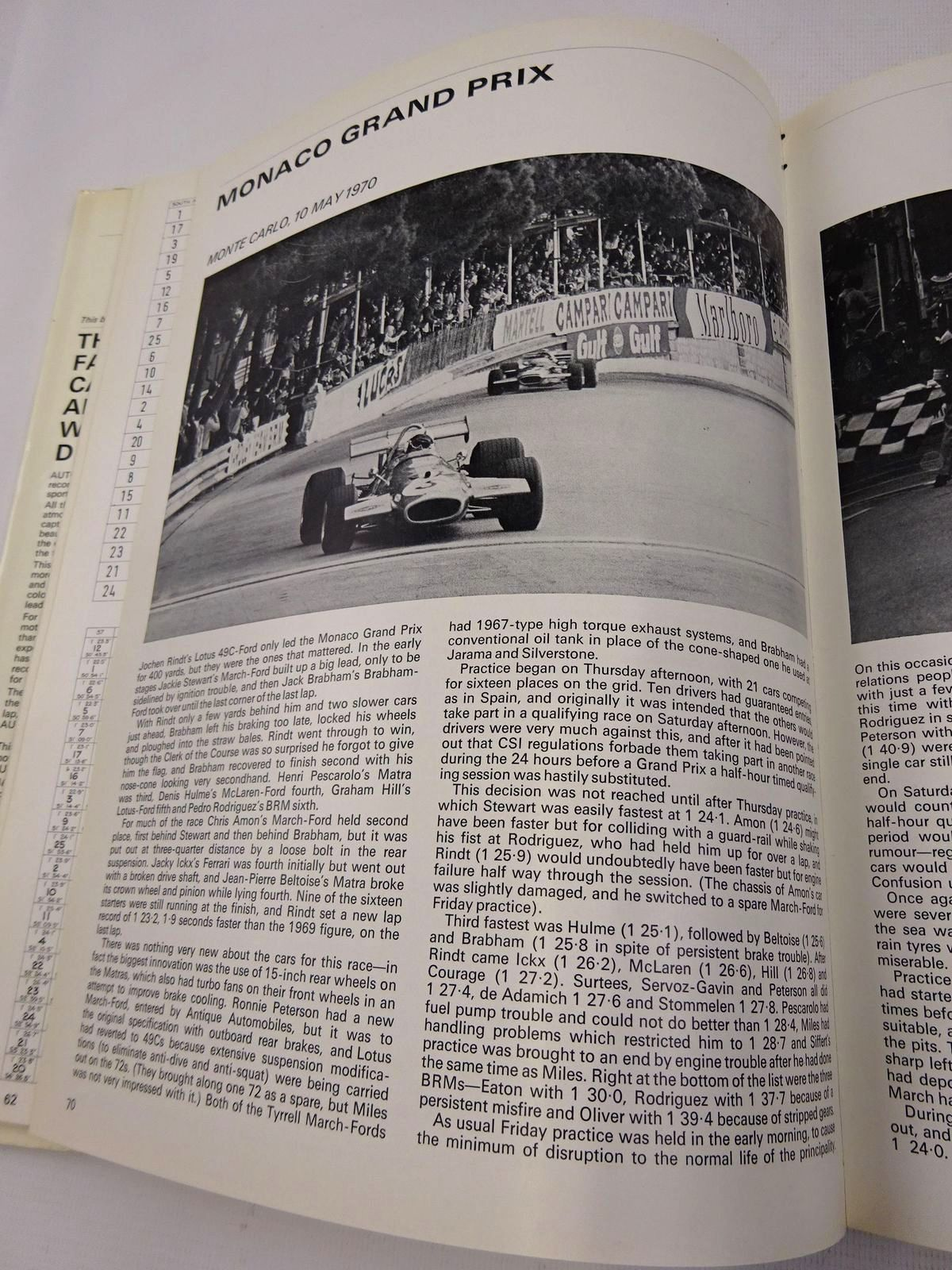 Photo of AUTOCOURSE 1970-71 written by Phipps, David published by The Haymarket Press (STOCK CODE: 1816762)  for sale by Stella & Rose's Books