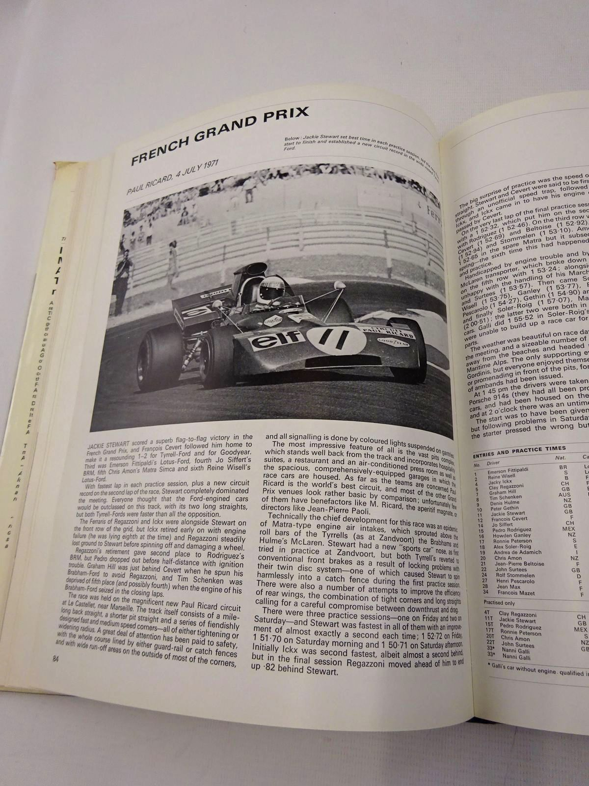 Photo of AUTOCOURSE 1971-72 written by Phipps, David published by Haymarket Publishing Limited (STOCK CODE: 1816763)  for sale by Stella & Rose's Books