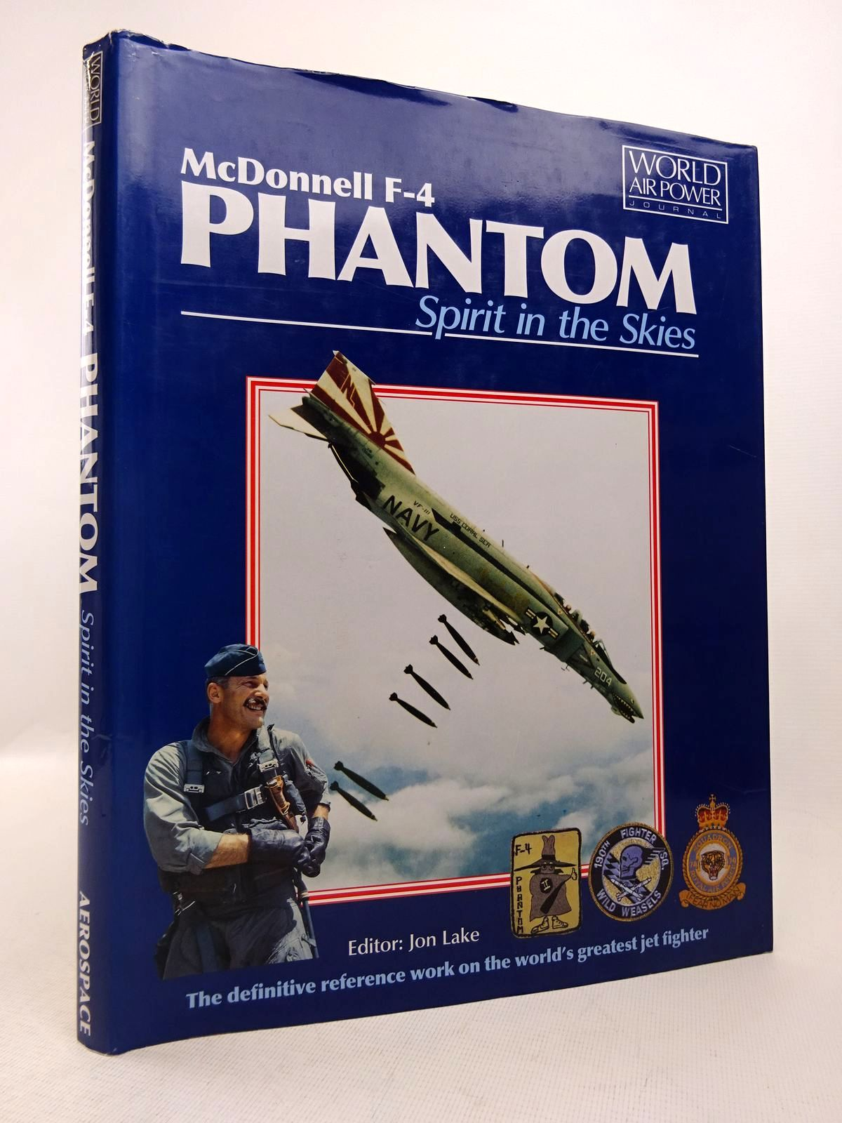 Photo of MCDONNELL F-4 PHANTOM SPIRIT IN THE SKIES written by Lake, Jon published by Aerospace (STOCK CODE: 1816823)  for sale by Stella & Rose's Books