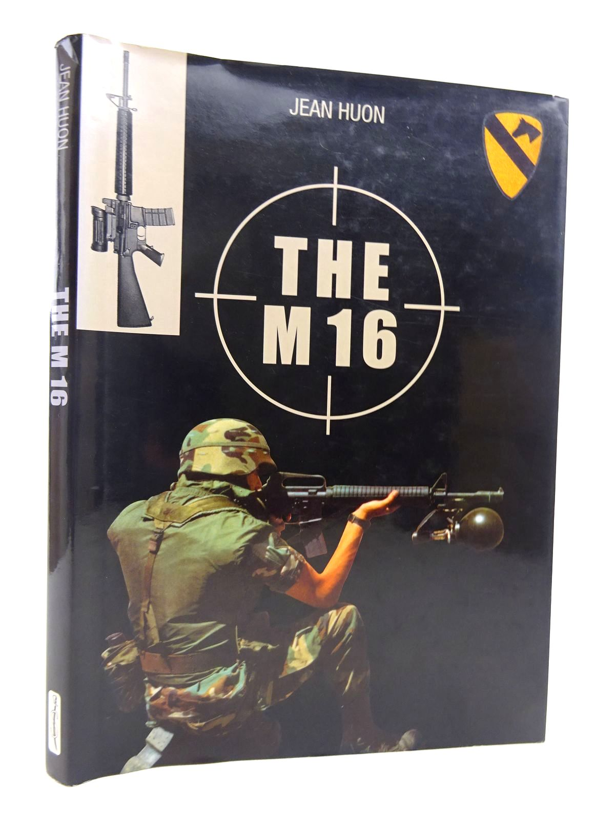 Photo of THE M 16 written by Huon, Jean published by Spellmount Ltd. (STOCK CODE: 1816874)  for sale by Stella & Rose's Books