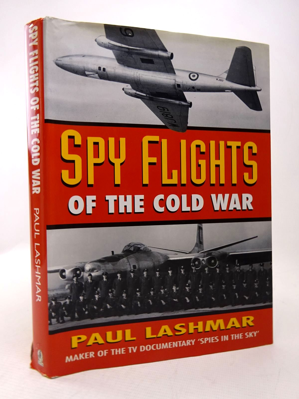 Photo of SPY FLIGHTS OF THE COLD WAR written by Lashmar, Paul published by Sutton Publishing (STOCK CODE: 1816913)  for sale by Stella & Rose's Books