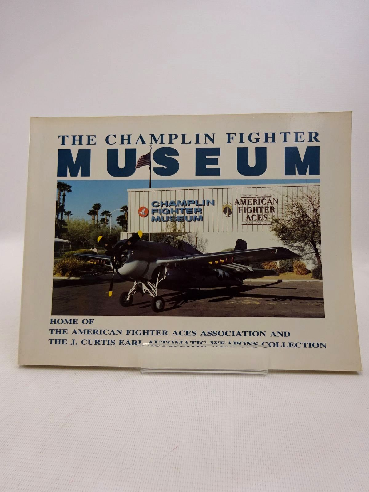 Photo of THE CHAMPLIN FIGHTER MUSEUM- Stock Number: 1816920