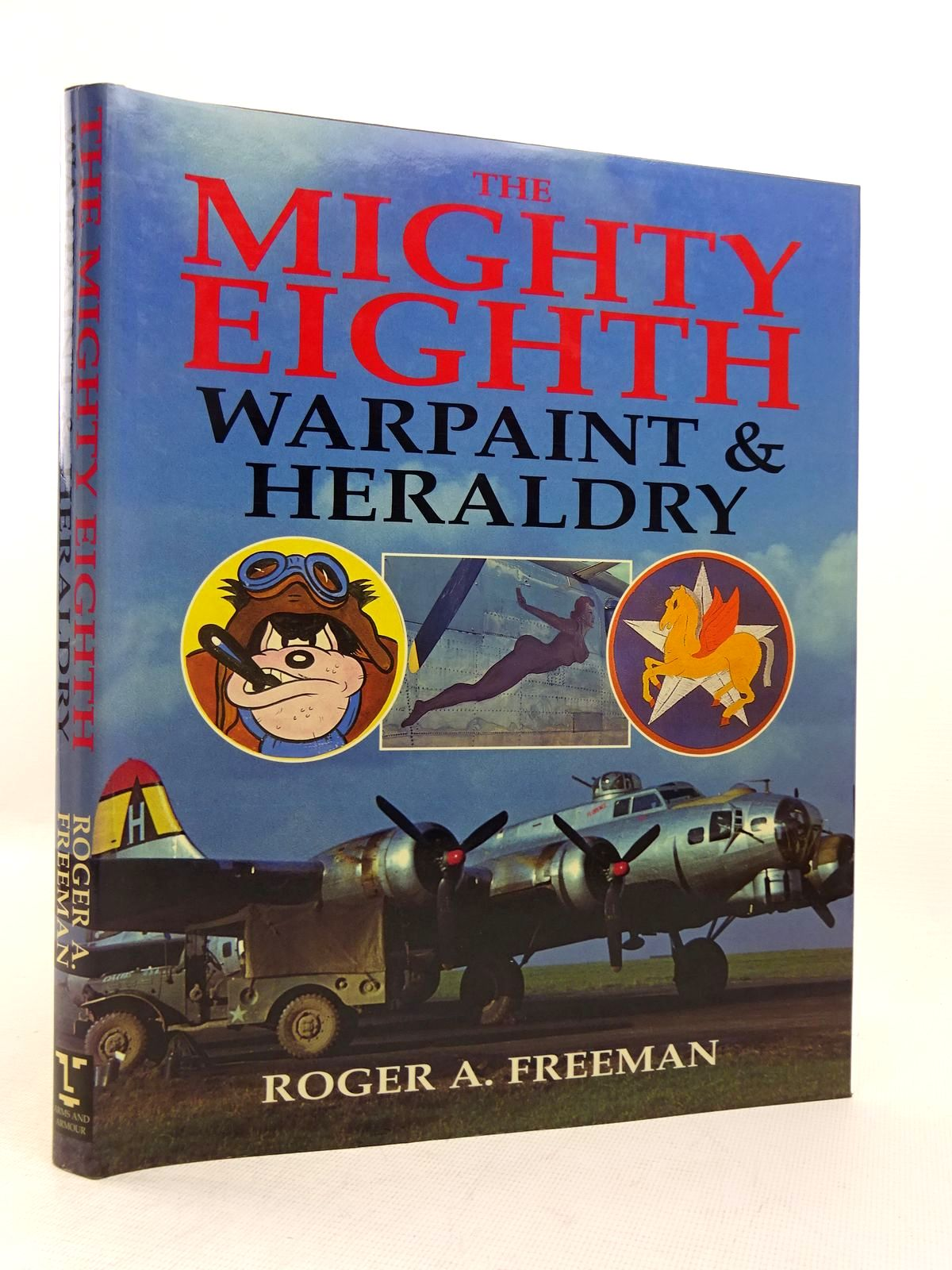 Photo of THE MIGHTY EIGHTH: WARPAINT AND HERALDRY written by Freeman, Roger published by Arms & Armour Press (STOCK CODE: 1816921)  for sale by Stella & Rose's Books