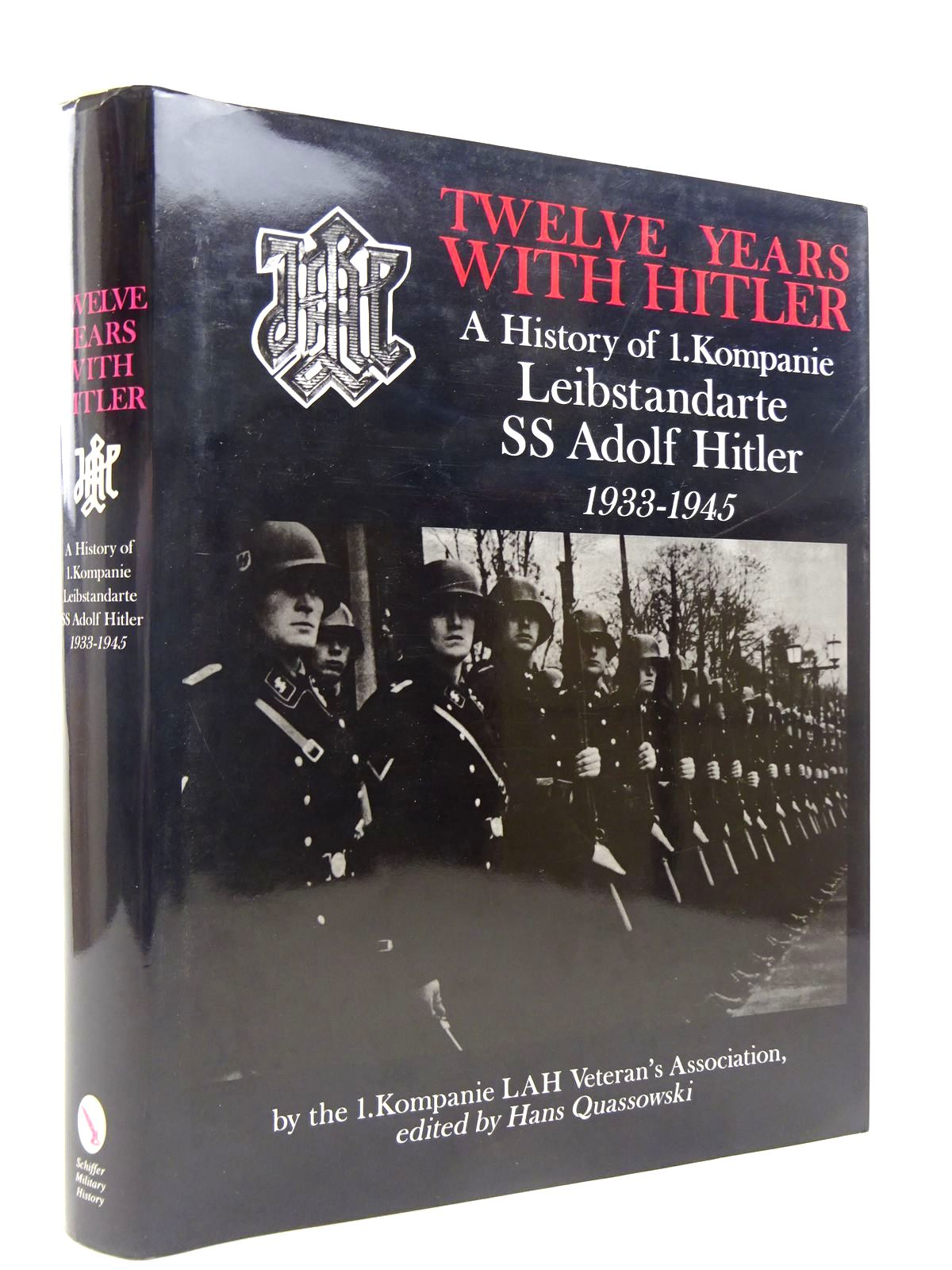 Photo of TWELVE YEARS WITH HITLER written by Quassowski, Hans published by Schiffer Military History (STOCK CODE: 1816929)  for sale by Stella & Rose's Books