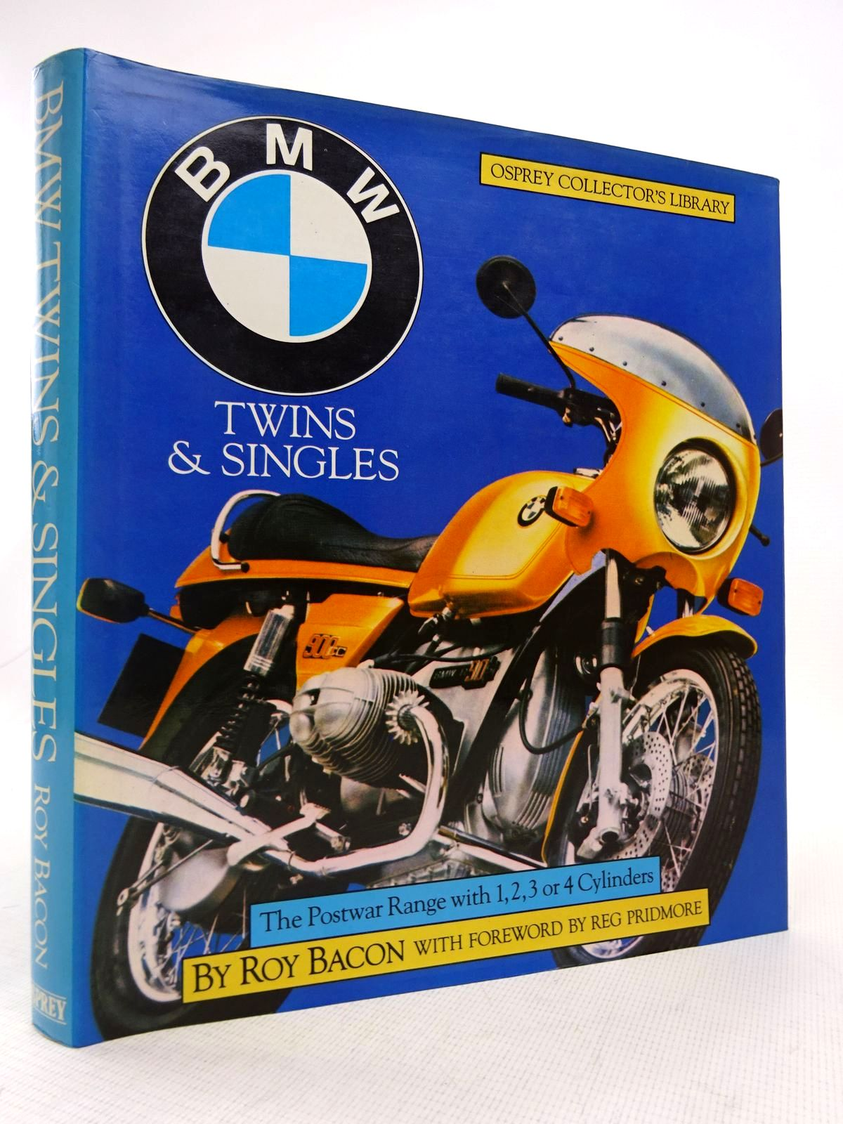 Photo of BMW TWINS AND SINGLES written by Bacon, Roy published by Osprey Publishing (STOCK CODE: 1816944)  for sale by Stella & Rose's Books