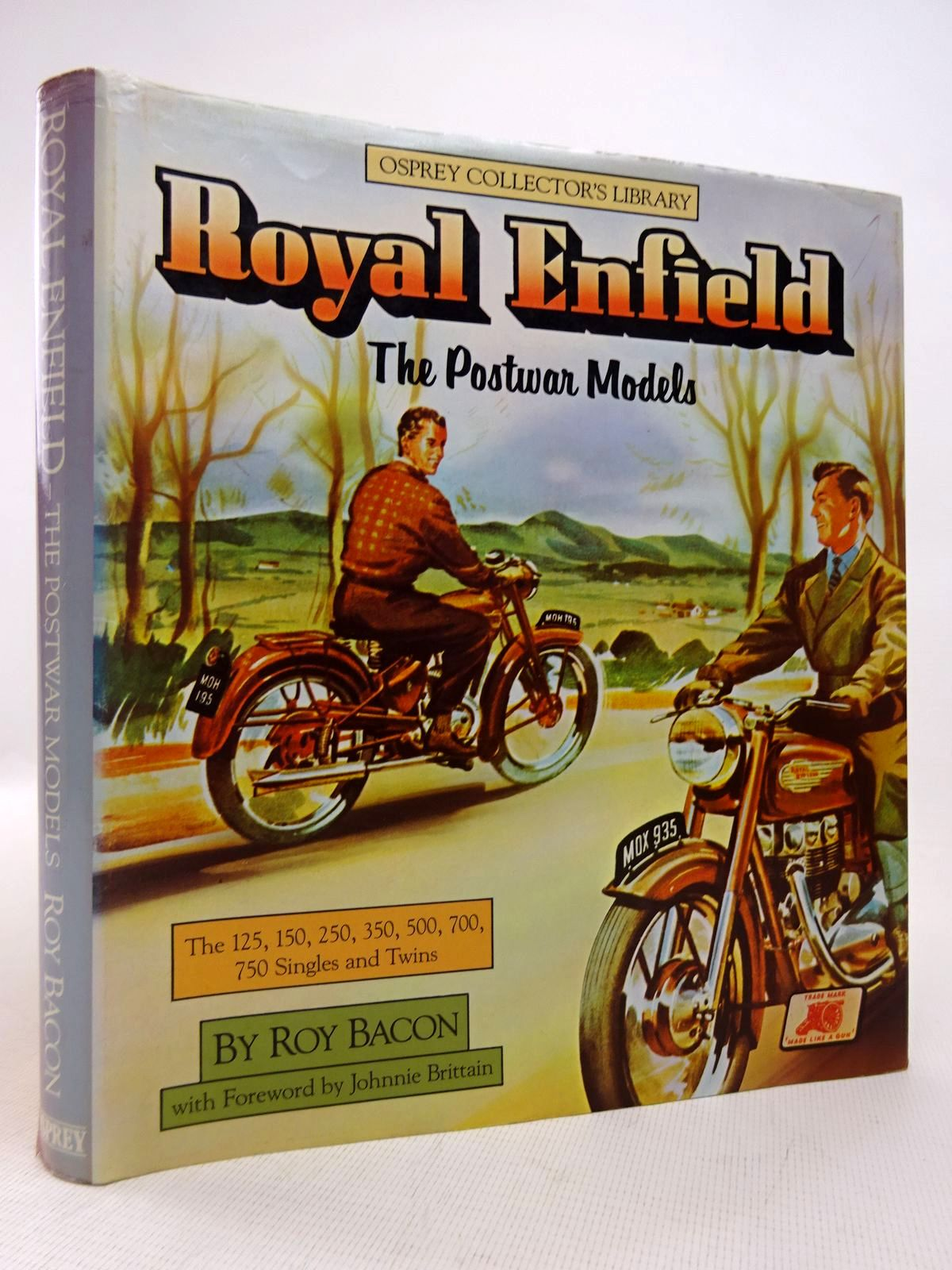 Photo of ROYAL ENFIELD THE POSTWAR MODELS written by Bacon, Roy published by Osprey Publishing (STOCK CODE: 1816951)  for sale by Stella & Rose's Books