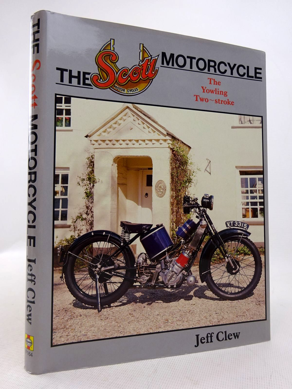 Photo of THE SCOTT MOTORCYCLE written by Clew, Jeff published by Foulis, Haynes (STOCK CODE: 1816956)  for sale by Stella & Rose's Books