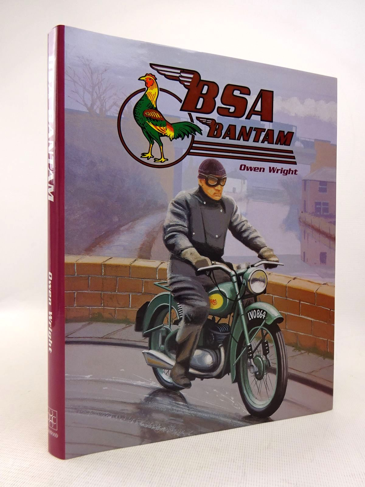 Photo of BSA BANTAM written by Wright, Owen published by The Crowood Press (STOCK CODE: 1816977)  for sale by Stella & Rose's Books