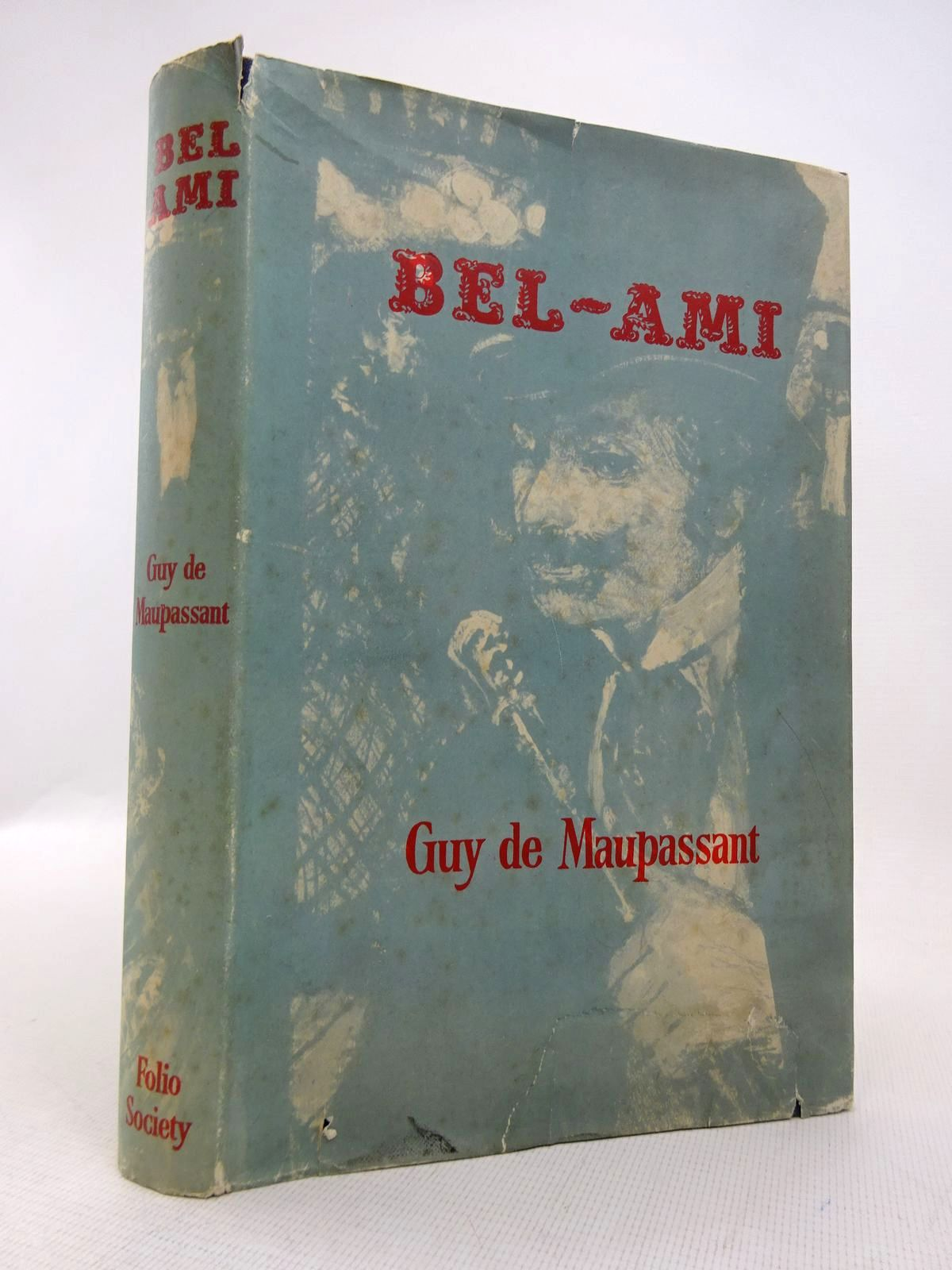 Photo of BEL-AMI written by De Maupassant, Guy illustrated by Grant, Alistair published by Folio Society (STOCK CODE: 1816986)  for sale by Stella & Rose's Books