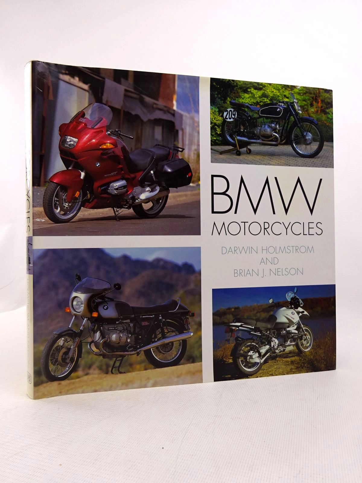 Photo of BMW MOTORCYCLES written by Holmstrom, Darwin Nelson, Brian J. published by MBI Publishing (STOCK CODE: 1817010)  for sale by Stella & Rose's Books