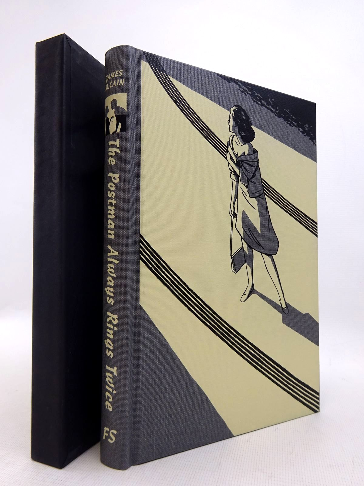 Photo of THE POSTMAN ALWAYS RINGS TWICE written by Cain, James M. illustrated by Leger, Patrick published by Folio Society (STOCK CODE: 1817018)  for sale by Stella & Rose's Books