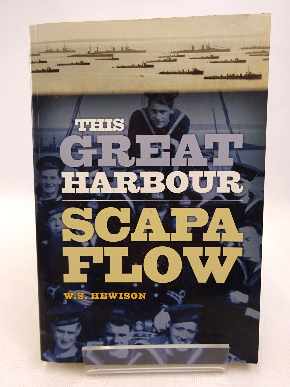 Photo of THIS GREAT HARBOUR SCAPA FLOW- Stock Number: 1817039