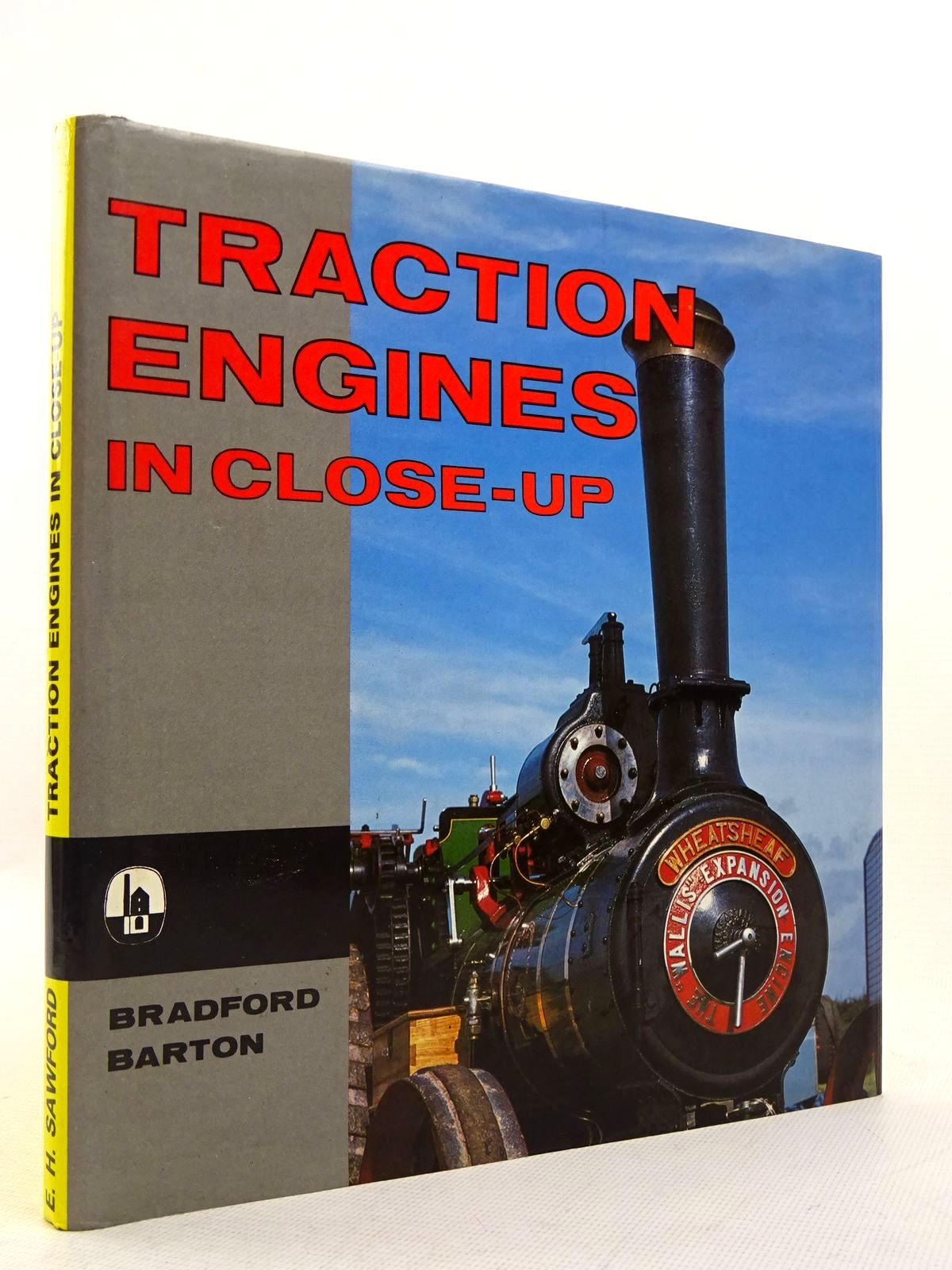 Photo of TRACTION ENGINES IN CLOSE-UP written by Sawford, Eric published by D. Bradford Barton (STOCK CODE: 1817093)  for sale by Stella & Rose's Books