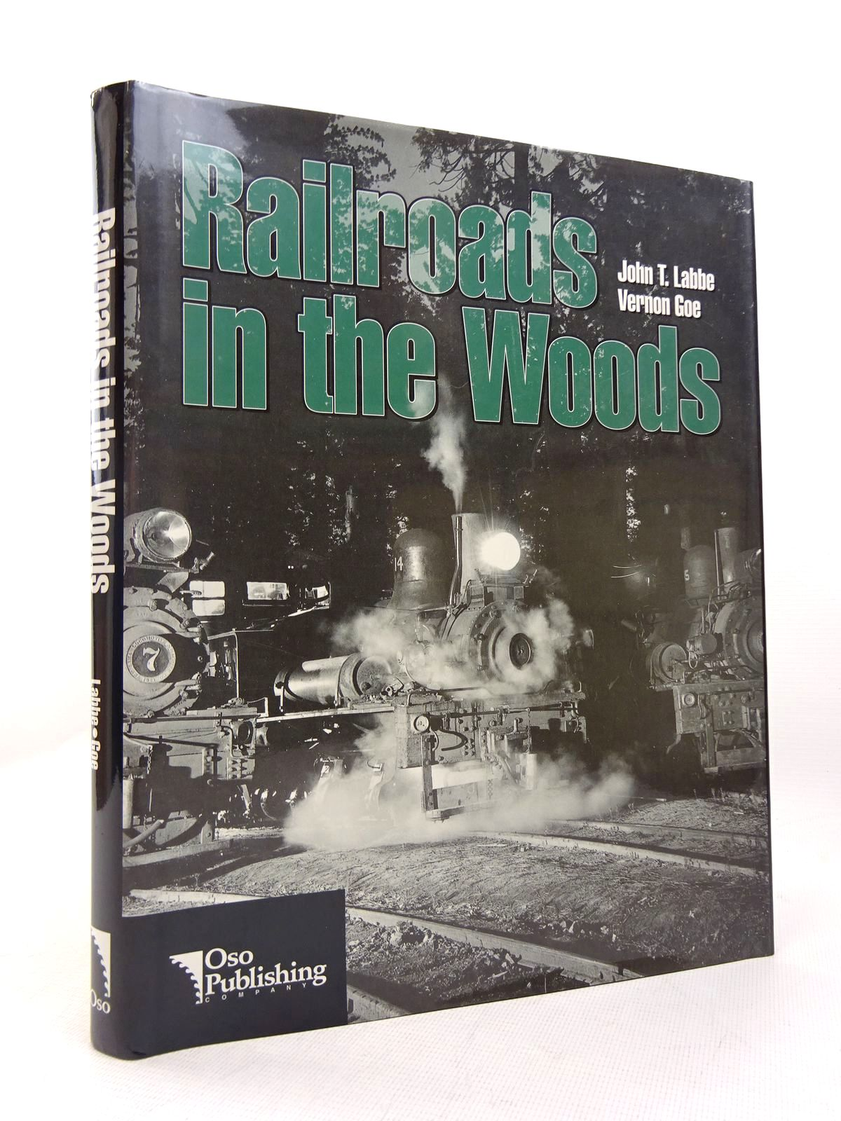 Photo of RAILROADS IN THE WOODS- Stock Number: 1817096