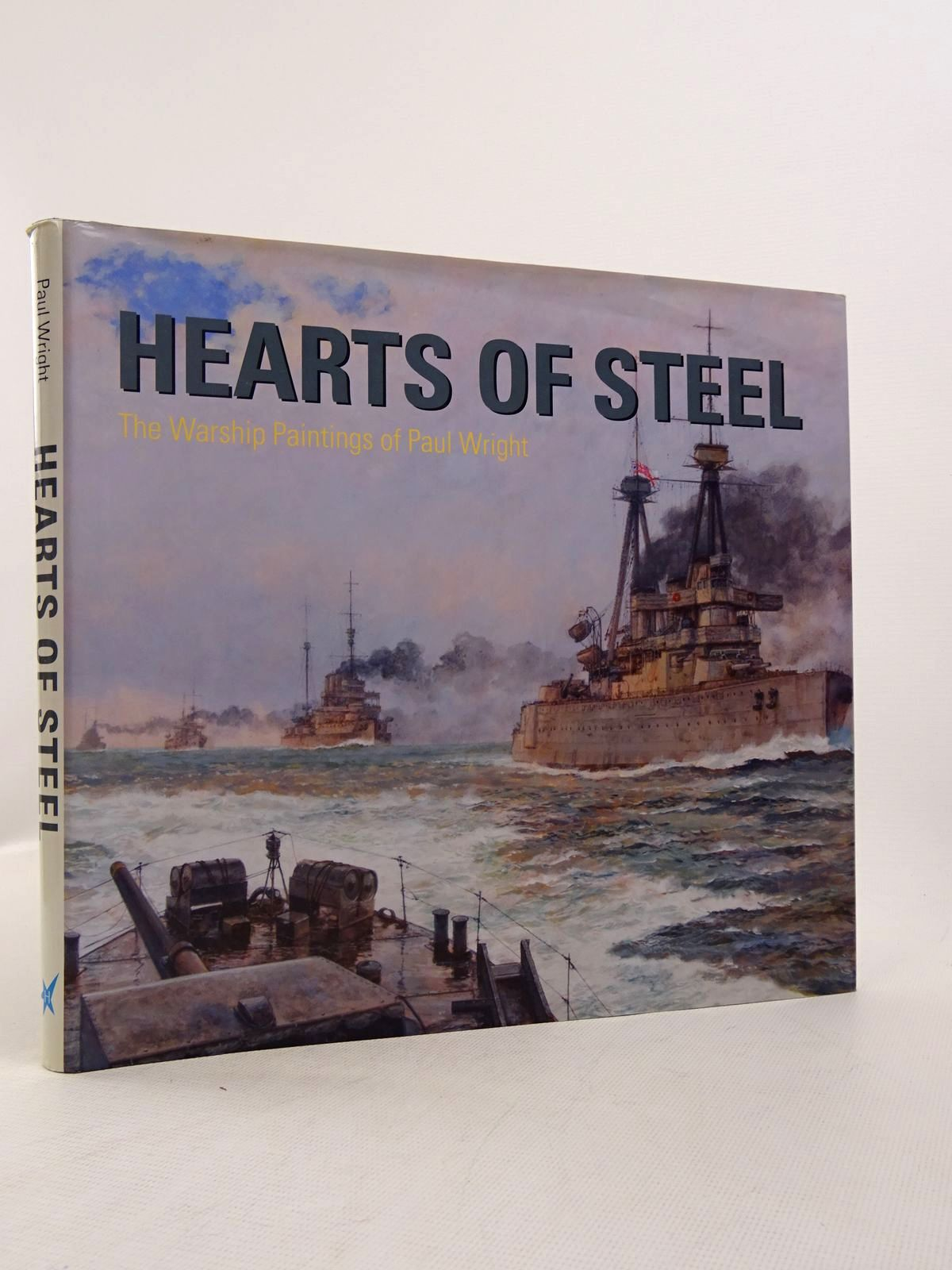 Photo of HEARTS OF STEEL written by Wright, Paul illustrated by Wright, Paul published by Halstar (STOCK CODE: 1817106)  for sale by Stella & Rose's Books