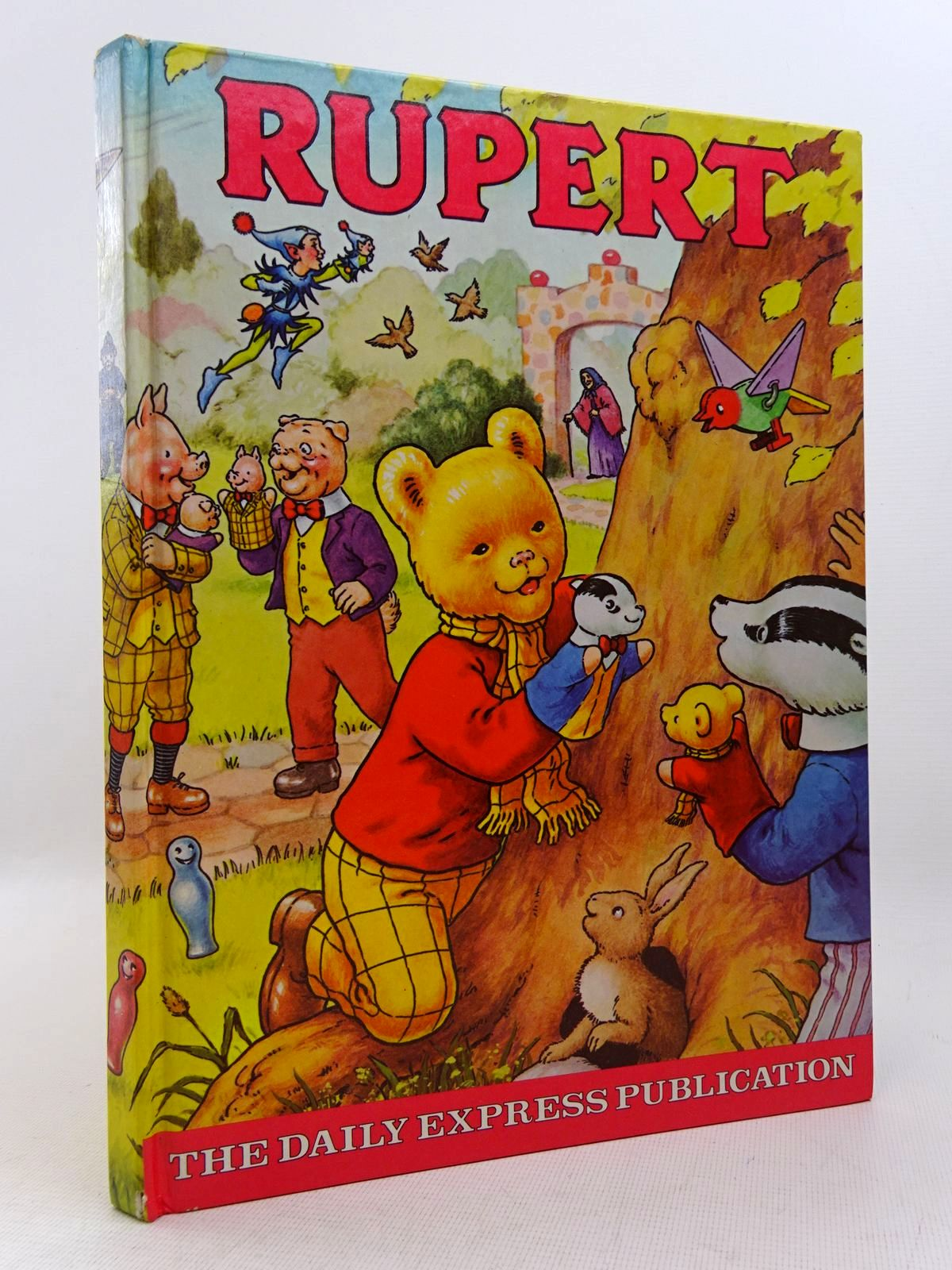 Photo of RUPERT ANNUAL 1980- Stock Number: 1817126