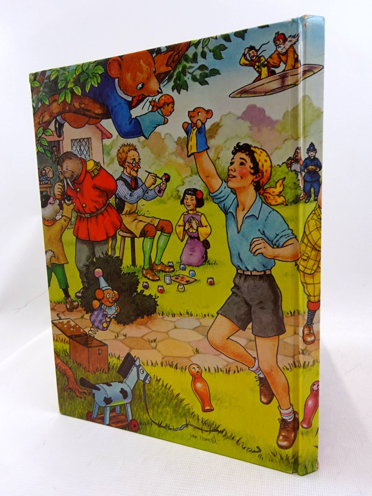 Photo of RUPERT ANNUAL 1980 illustrated by Harrold, John published by Express Newspapers Ltd. (STOCK CODE: 1817126)  for sale by Stella & Rose's Books