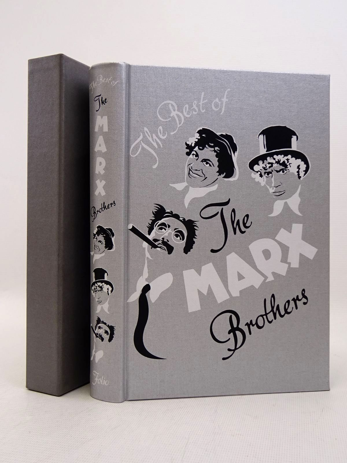 Photo of THE BEST OF THE MARX BROTHERS- Stock Number: 1817127