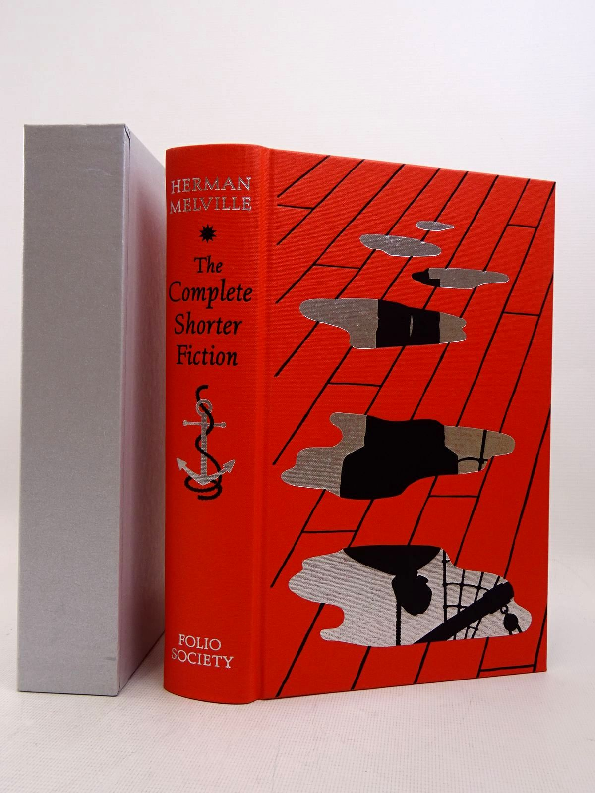 Photo of THE COMPLETE SHORTER FICTION written by Melville, Herman illustrated by Bragg, Bill published by Folio Society (STOCK CODE: 1817131)  for sale by Stella & Rose's Books