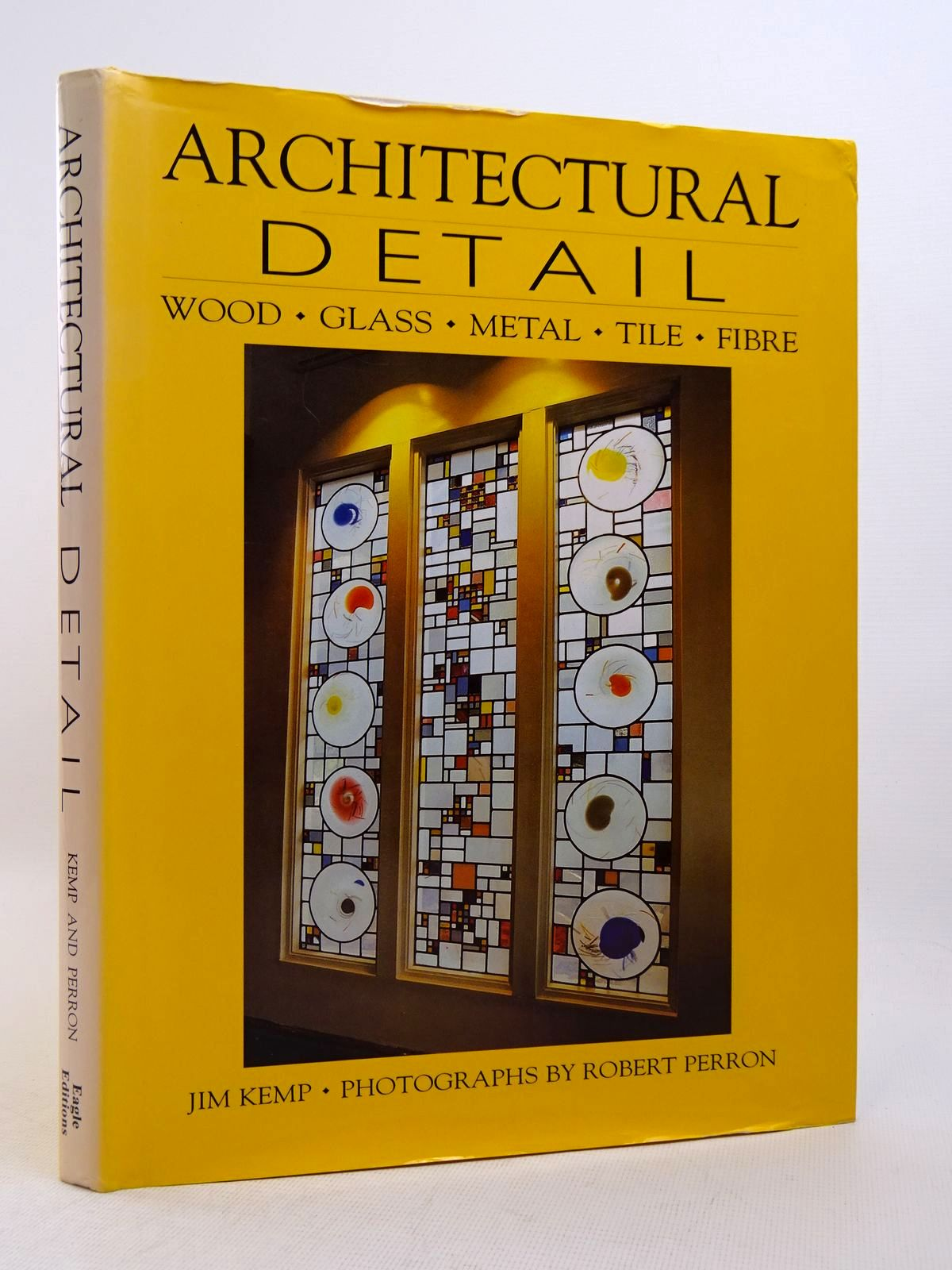 Photo of ARCHITECTURAL DETAIL written by Kemp, Jim published by Eagle Editions (STOCK CODE: 1817138)  for sale by Stella & Rose's Books
