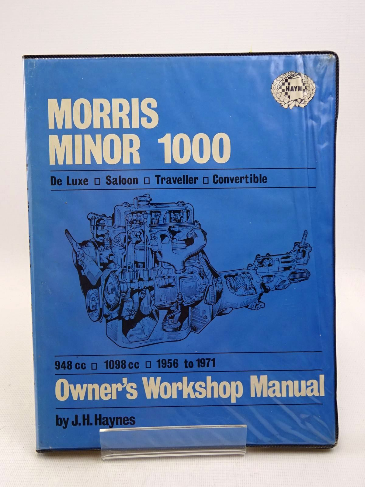 Photo of MORRIS MINOR 1000 OWNER'S WORKSHOP MANUAL written by Haynes, J.H. published by J.H. Haynes & Co. Ltd. (STOCK CODE: 1817139)  for sale by Stella & Rose's Books