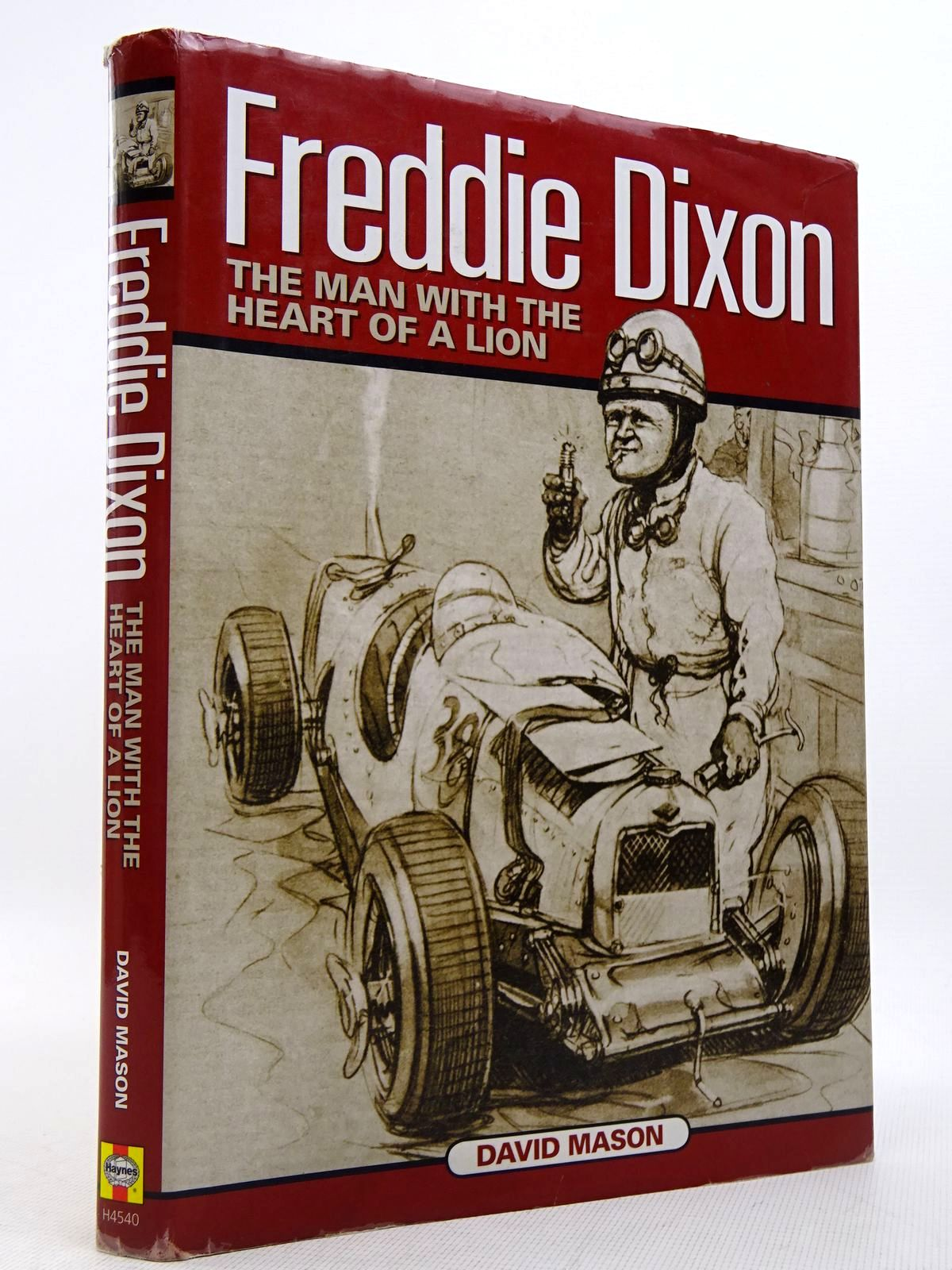 Photo of FREDDIE DIXON THE MAN WITH THE HEART OF A LION written by Mason, David published by Haynes Publishing (STOCK CODE: 1817147)  for sale by Stella & Rose's Books