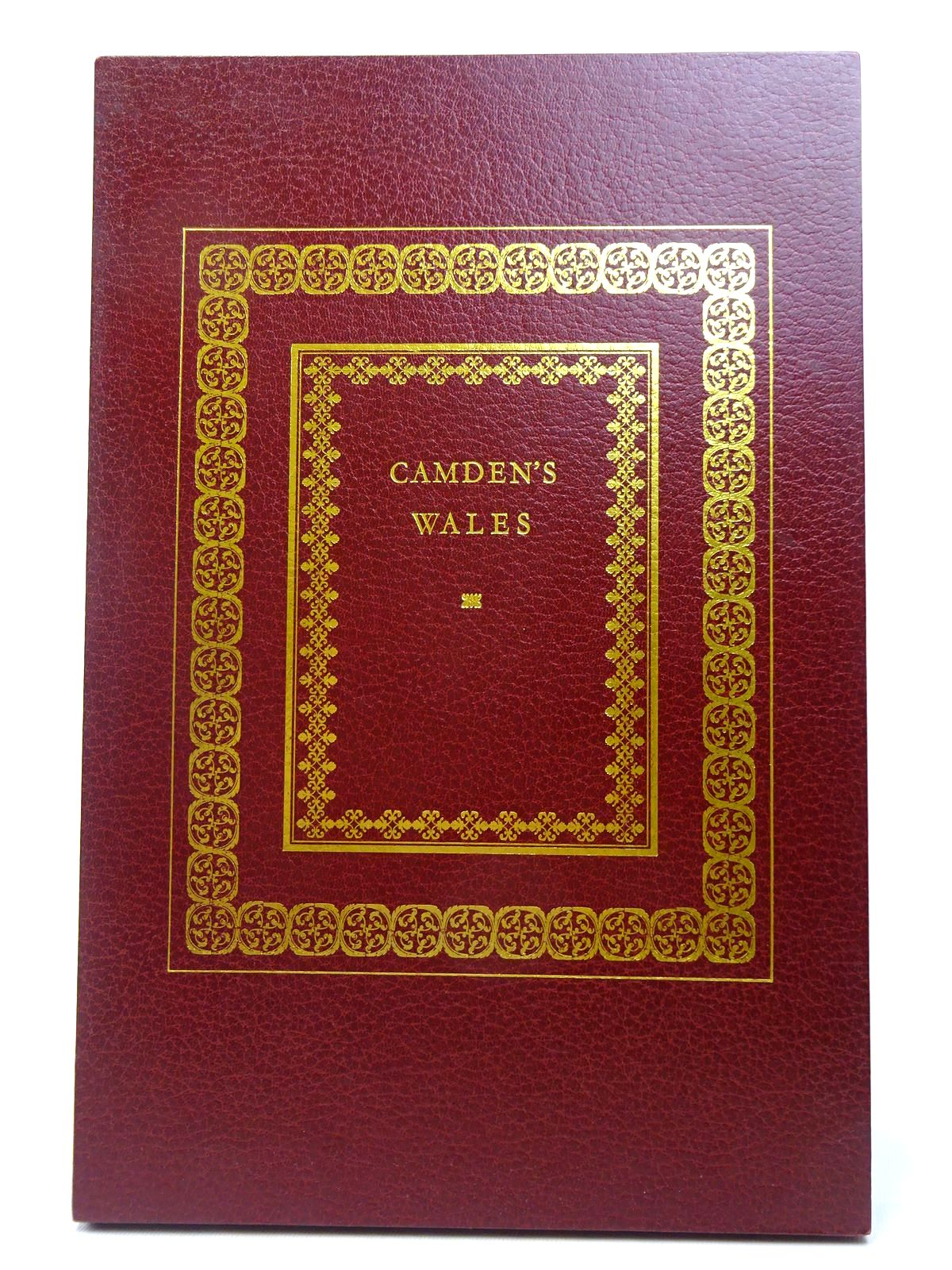 Photo of CAMDEN'S WALES written by Camden, William