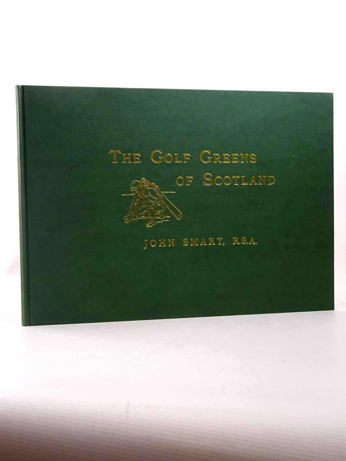 Photo of A ROUND OF THE LINKS: VIEWS OF THE GOLF GREENS OF SCOTLAND- Stock Number: 1817240