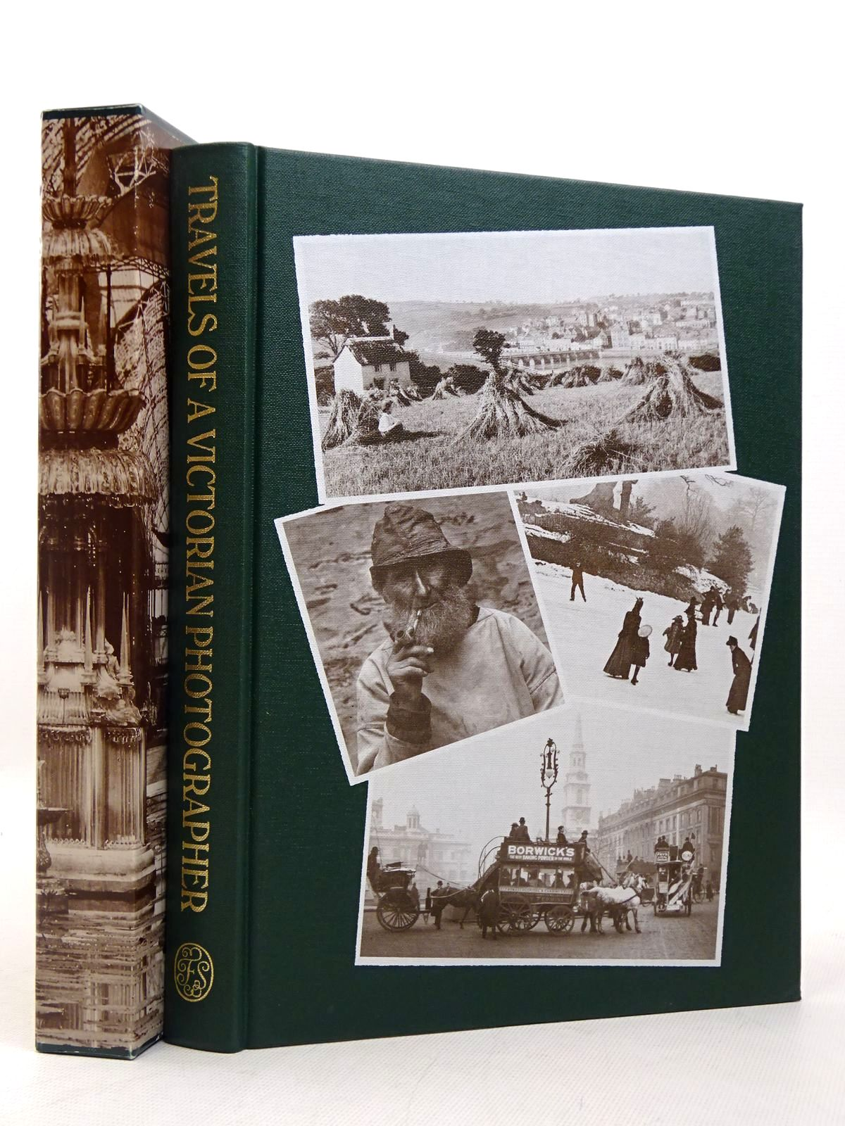 Photo of TRAVELS OF A VICTORIAN PHOTOGRAPHER written by Hudson, Roger illustrated by Frith, Francis published by Folio Society (STOCK CODE: 1817280)  for sale by Stella & Rose's Books