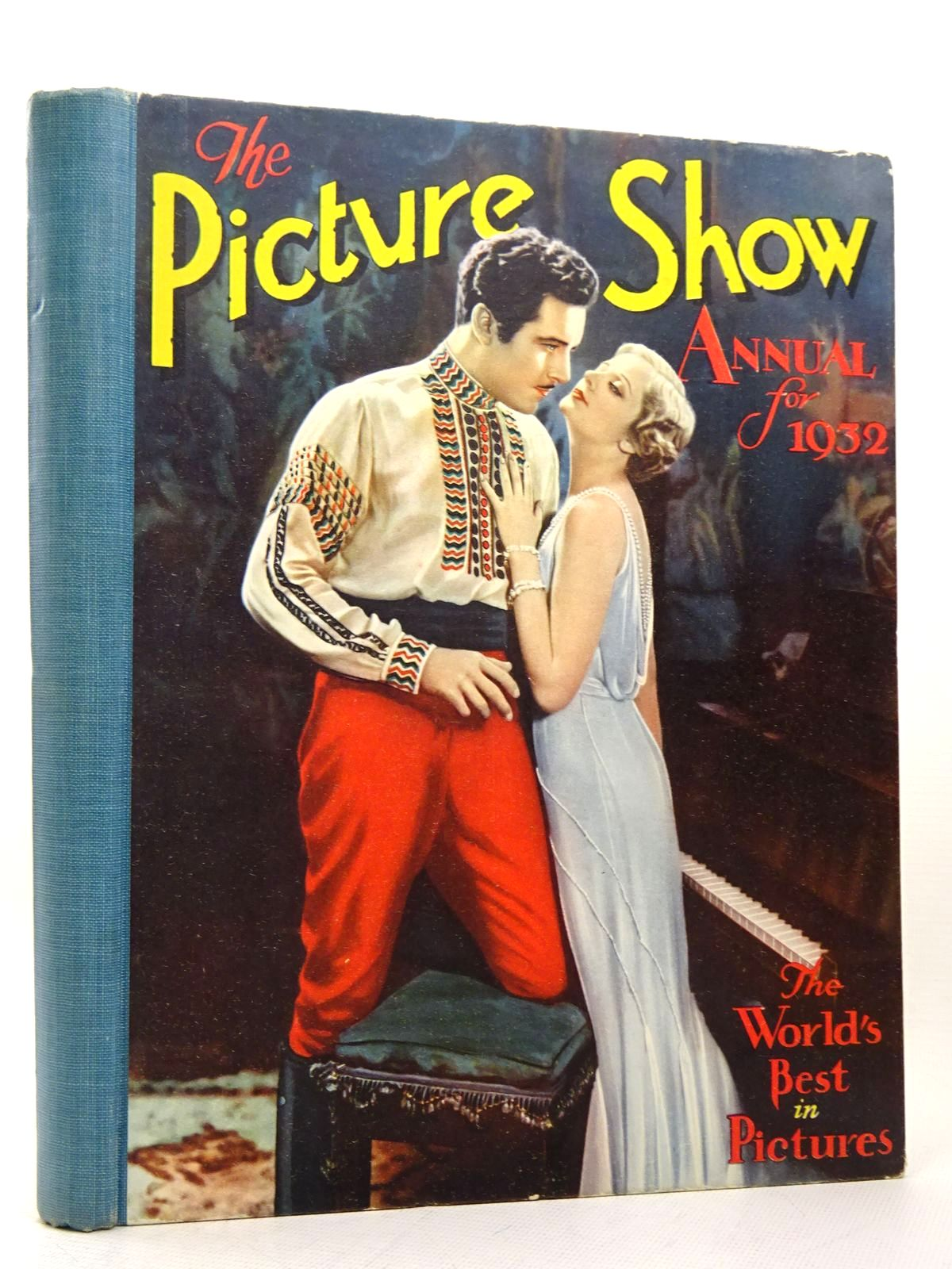 Photo of PICTURE SHOW ANNUAL 1932 published by The Amalgamated Press (STOCK CODE: 1817304)  for sale by Stella & Rose's Books