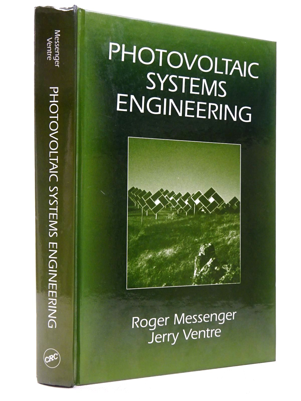 Photo of PHOTOVOLTAIC SYSTEMS ENGINEERING- Stock Number: 1817311