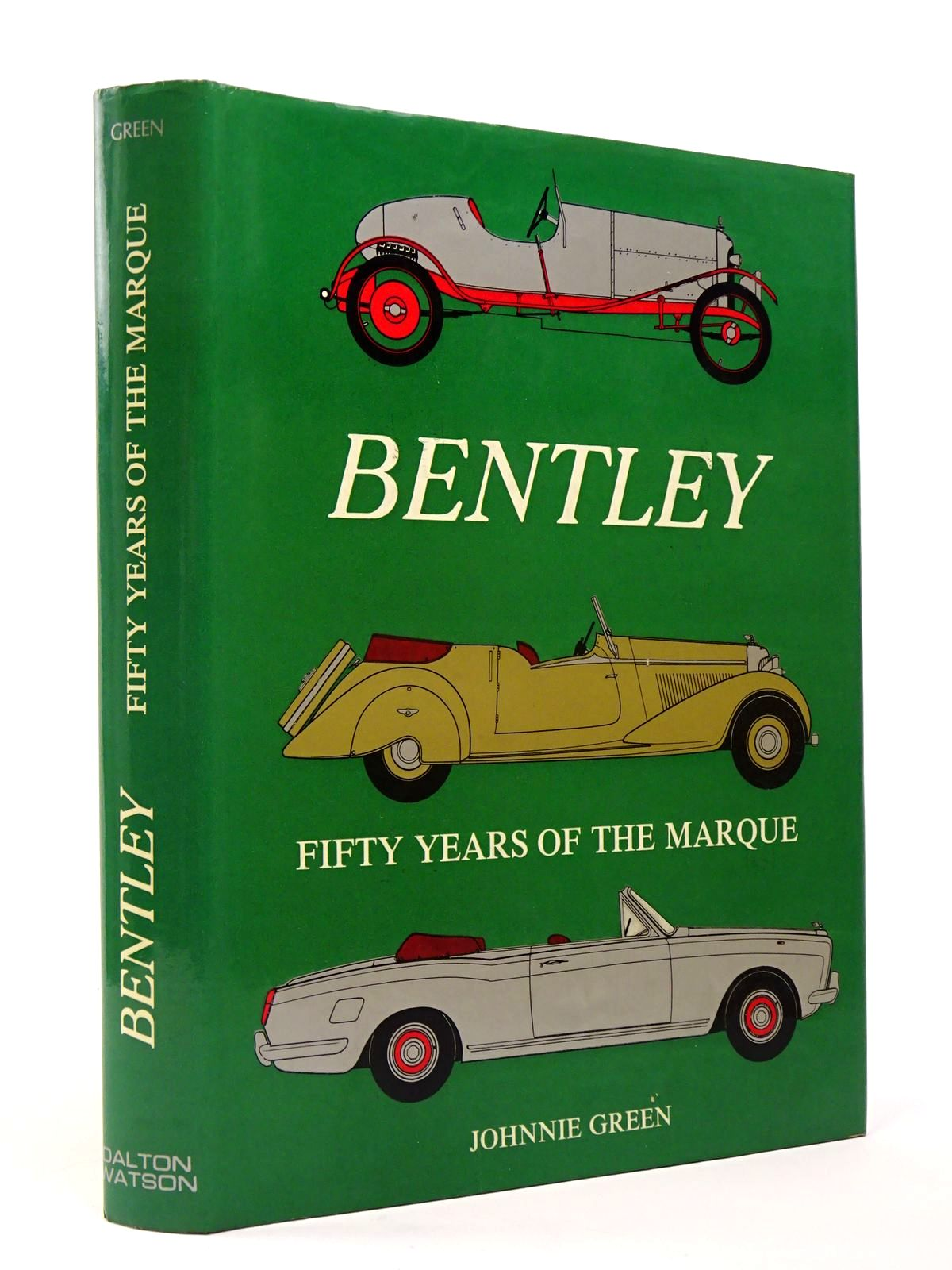 Photo of BENTLEY FIFTY YEARS OF THE MARQUE- Stock Number: 1817371