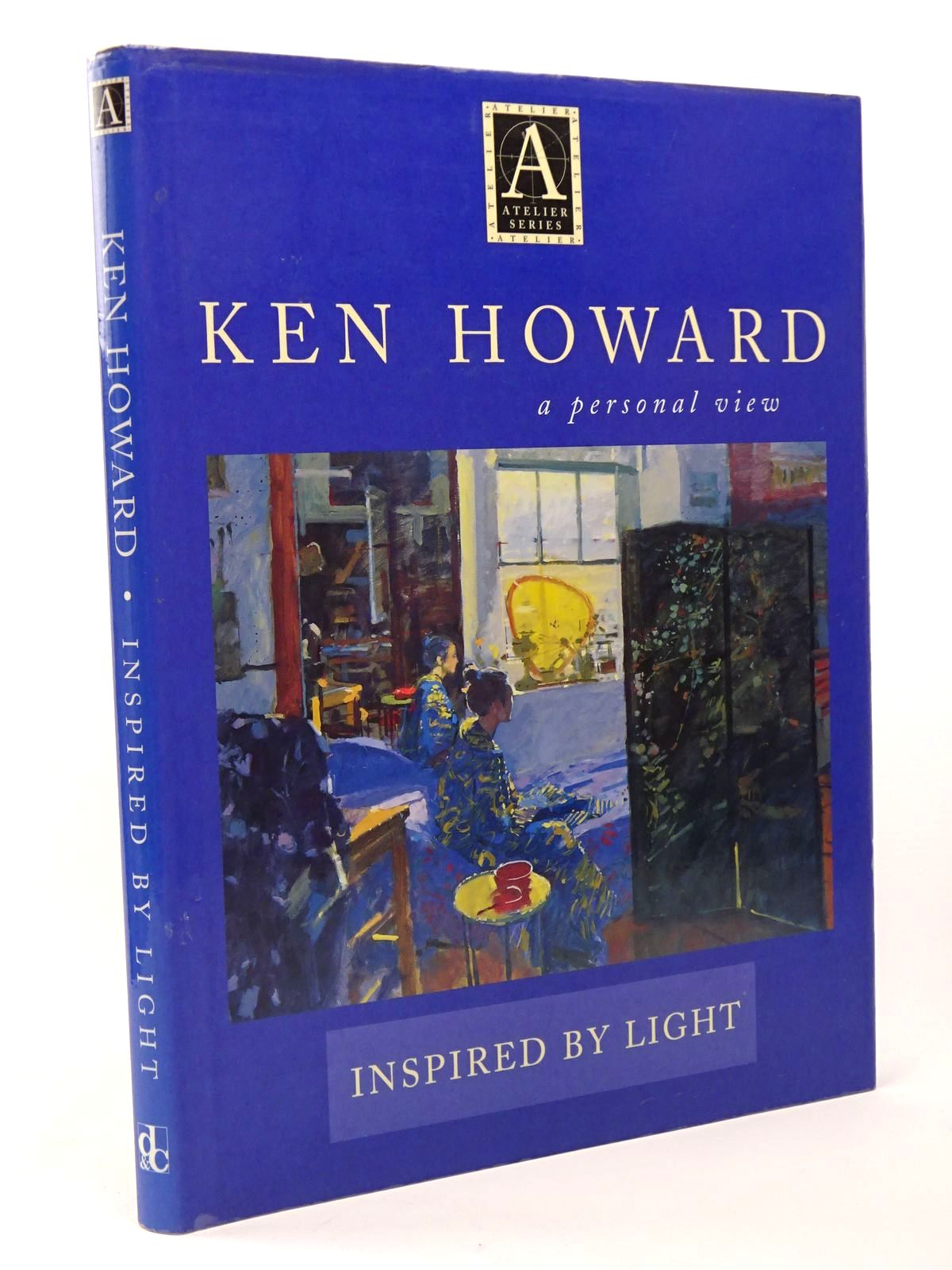 Photo of INSPIRED BY LIGHT: A PERSONAL VIEW written by Howard, Ken<br />Bulgin, Sally illustrated by Howard, Ken published by David &amp; Charles (STOCK CODE: 1817389)  for sale by Stella & Rose's Books