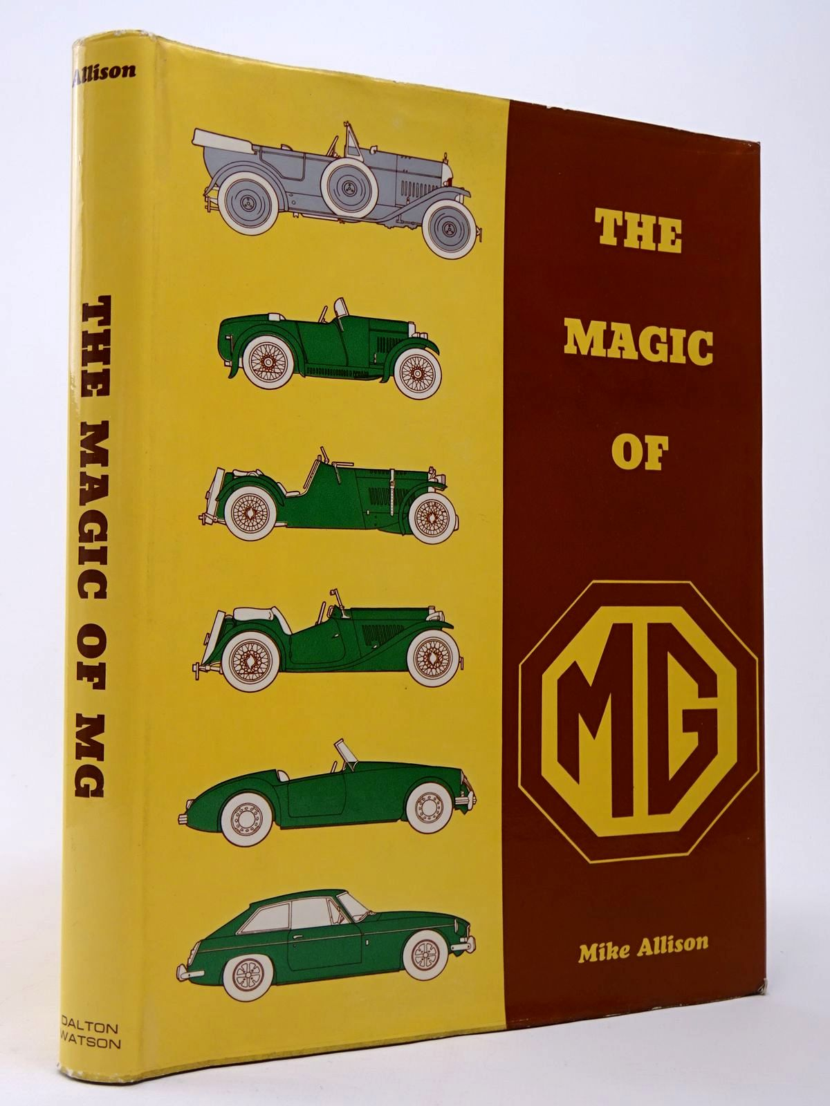 Photo of THE MAGIC OF MG- Stock Number: 1817432