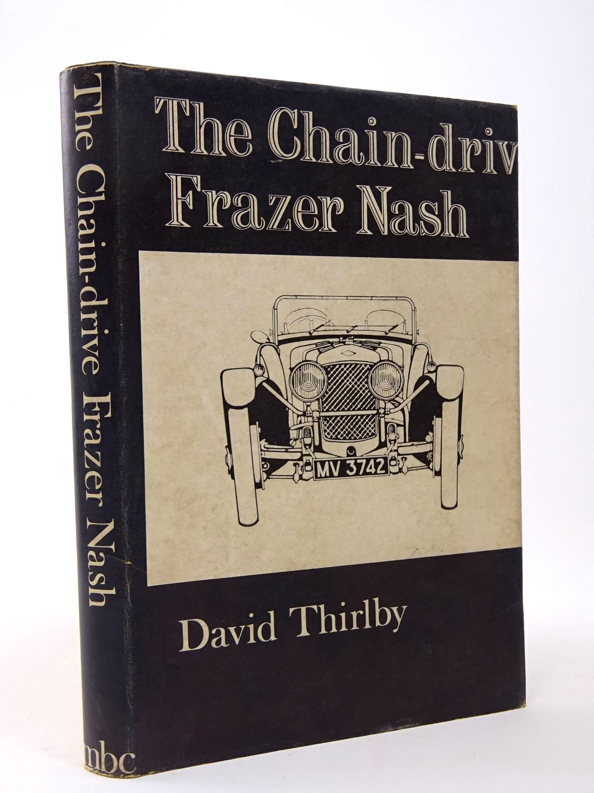 Photo of THE CHAIN-DRIVE FRAZER NASH written by Thirlby, David published by Motoraces Book Club (STOCK CODE: 1817436)  for sale by Stella & Rose's Books