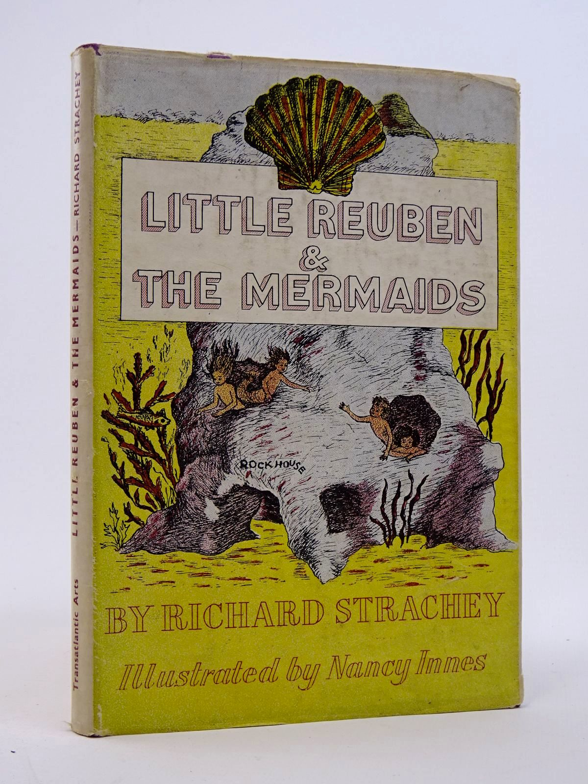 Photo of LITTLE REUBEN AND THE MERMAIDS AND LITTLE REUBEN STORIES- Stock Number: 1817441