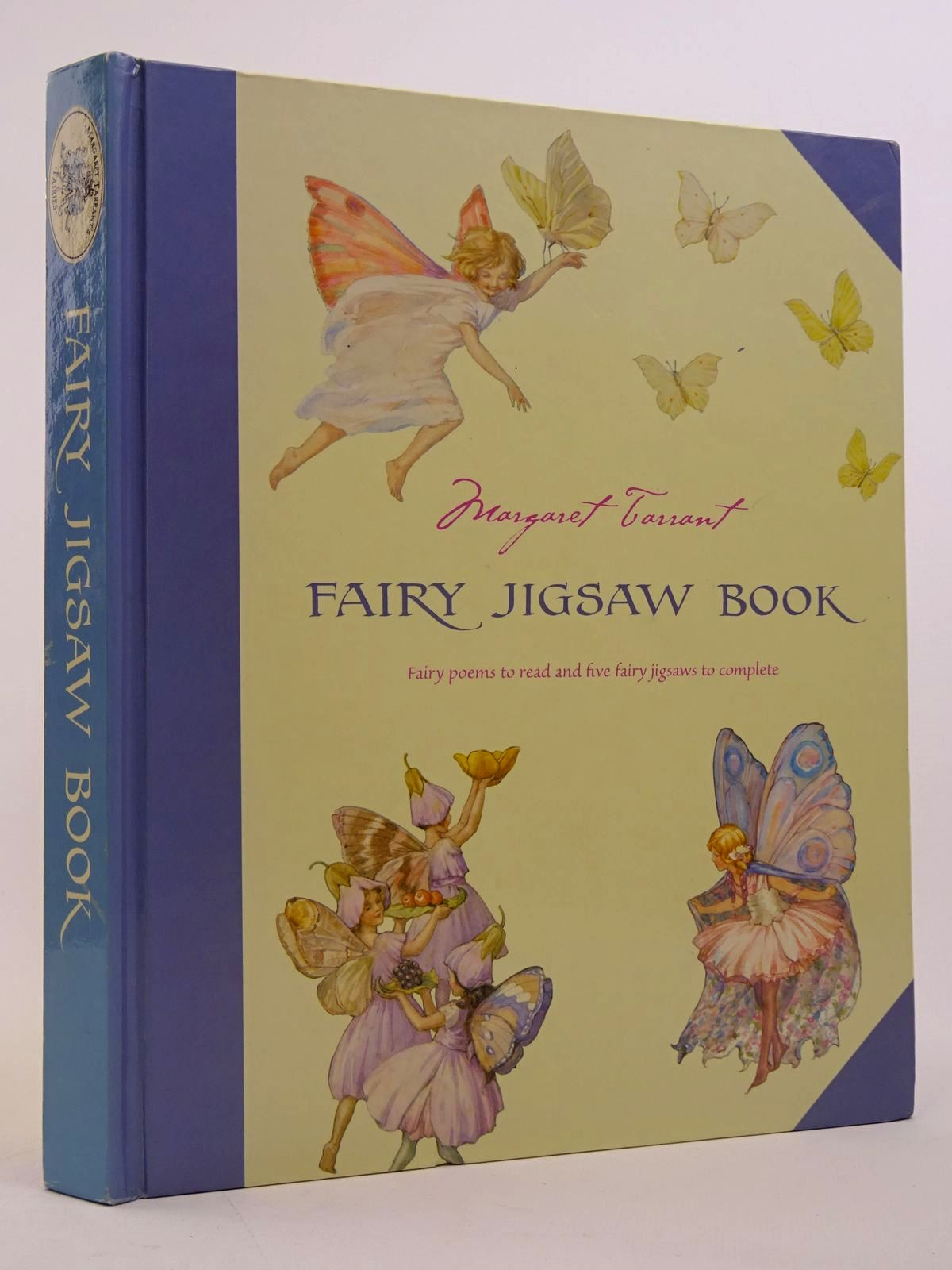 Photo of FAIRY JIGSAW BOOK written by Webb, Marion St. John illustrated by Tarrant, Margaret published by The Medici Society Ltd. (STOCK CODE: 1817449)  for sale by Stella & Rose's Books