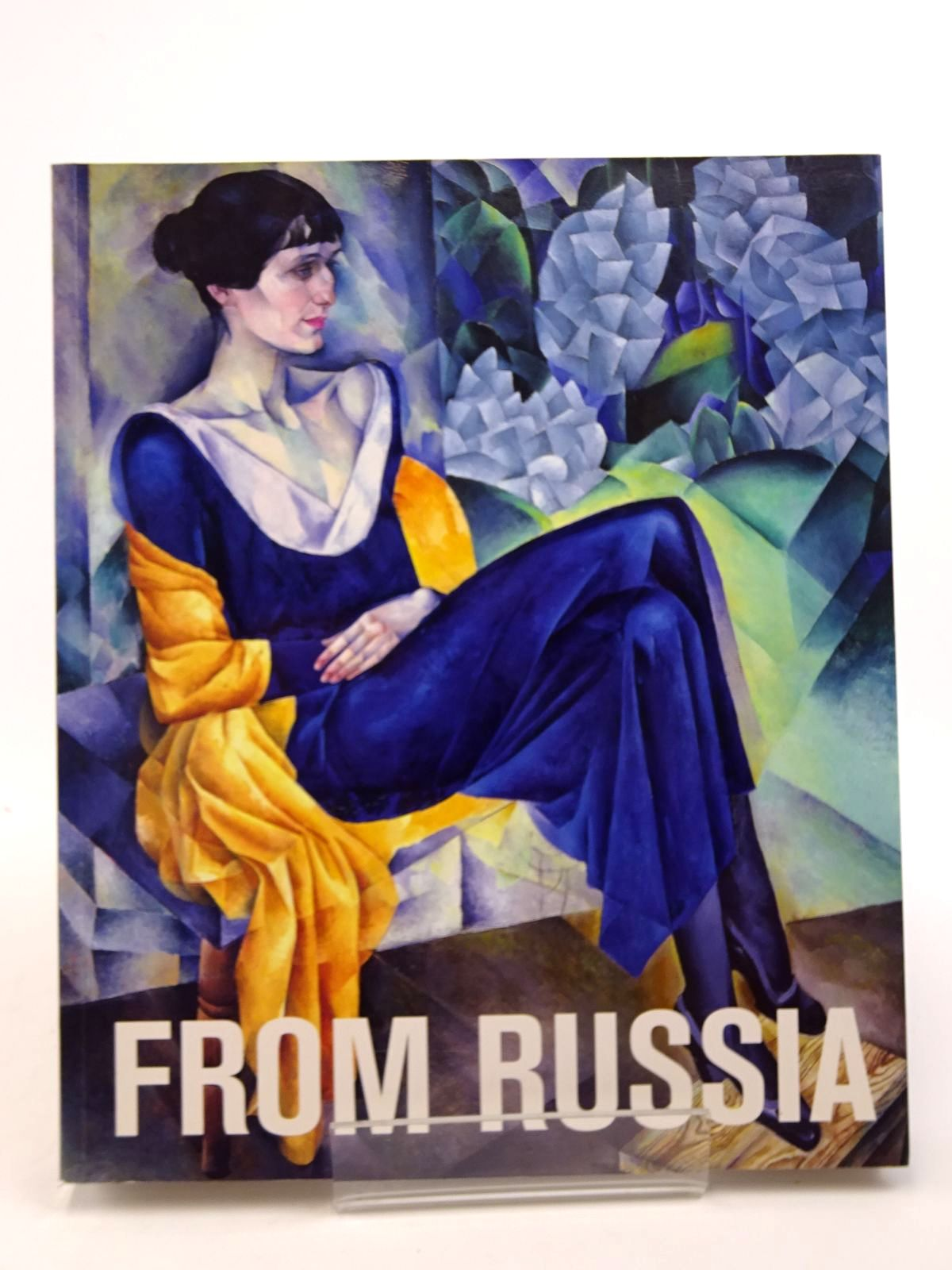 Photo of FROM RUSSIA FRENCH AND RUSSIAN MASTER PAINTINGS 1870-1925 published by Royal Academy of Arts (STOCK CODE: 1817451)  for sale by Stella & Rose's Books