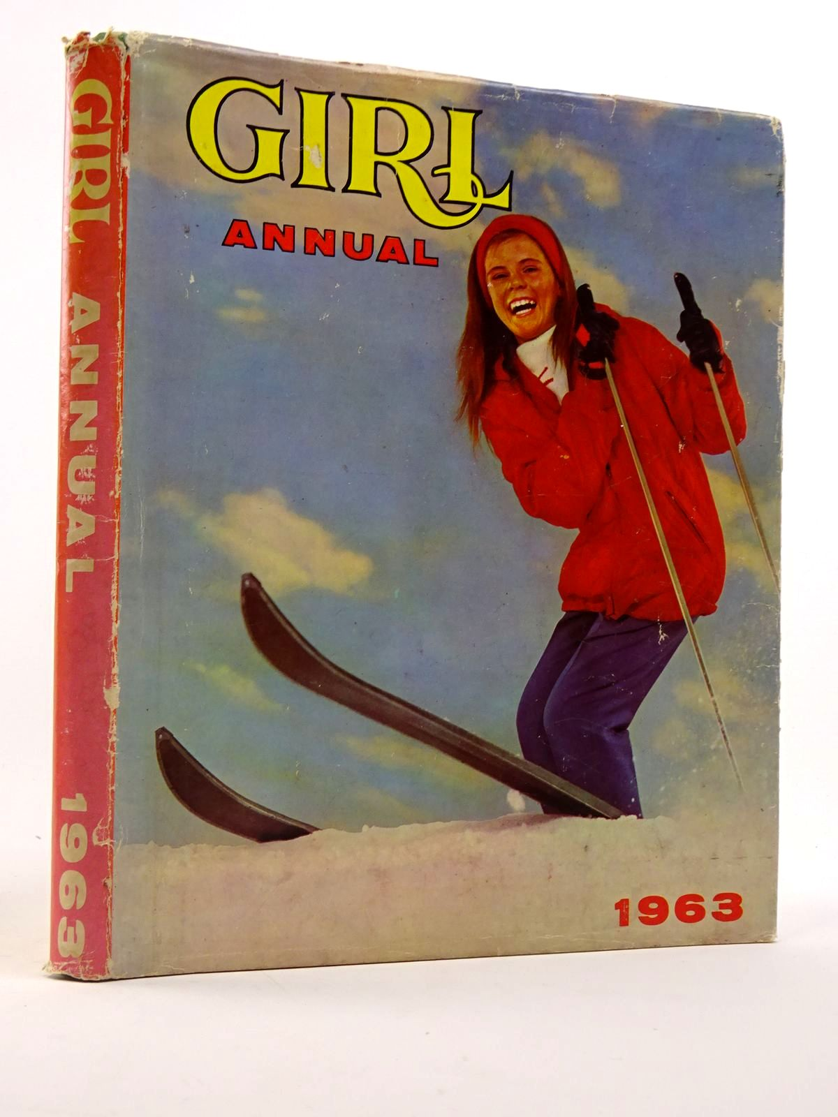 Photo of GIRL ANNUAL No. 11 published by Longacre Press Ltd. (STOCK CODE: 1817456)  for sale by Stella & Rose's Books