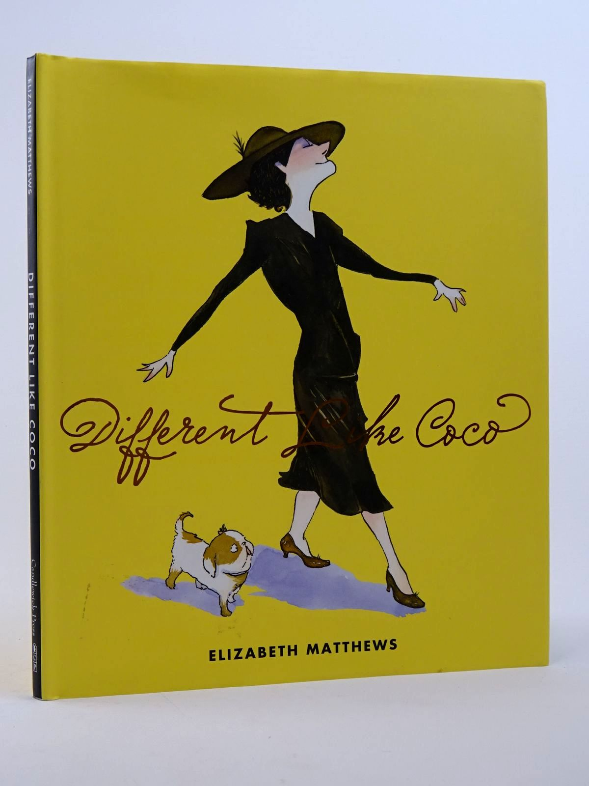 Photo of DIFFERENT LIKE COCO written by Matthews, Elizabeth illustrated by Matthews, Elizabeth published by Candlewick Press (STOCK CODE: 1817457)  for sale by Stella & Rose's Books