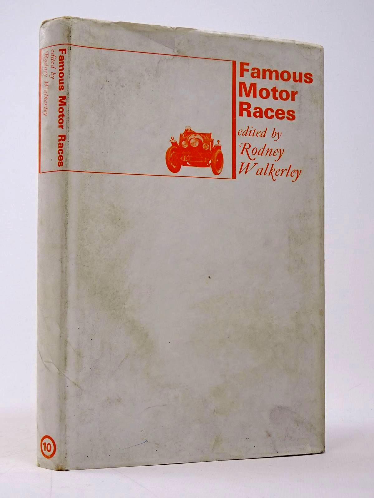 Photo of FAMOUS MOTOR RACES written by Walkerley, Rodney published by Motoraces Book Club (STOCK CODE: 1817470)  for sale by Stella & Rose's Books
