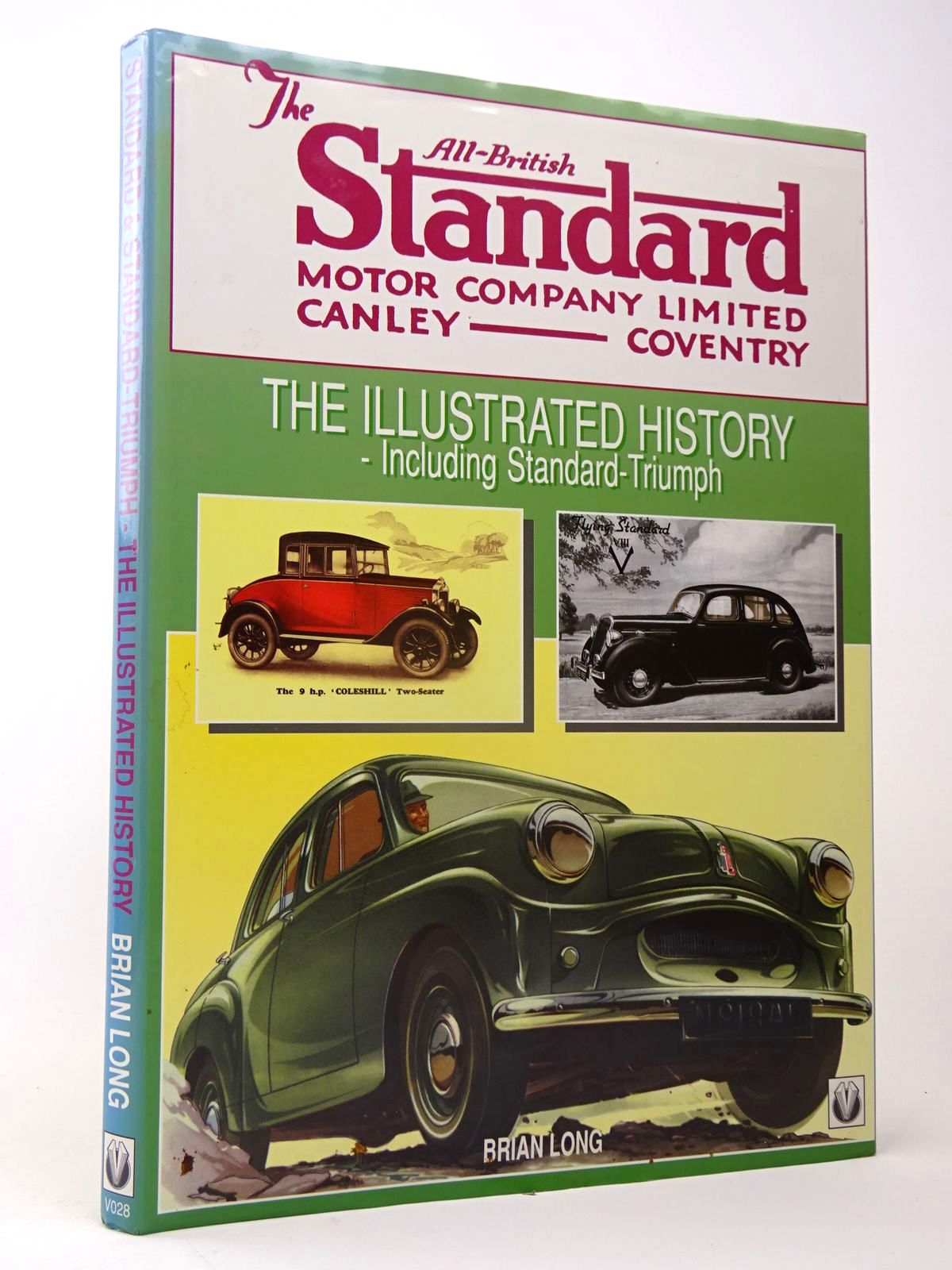 Photo of ALL-BRITISH STANDARD MOTOR COMPANY LIMITED CANLEY, COVENTRY- Stock Number: 1817485