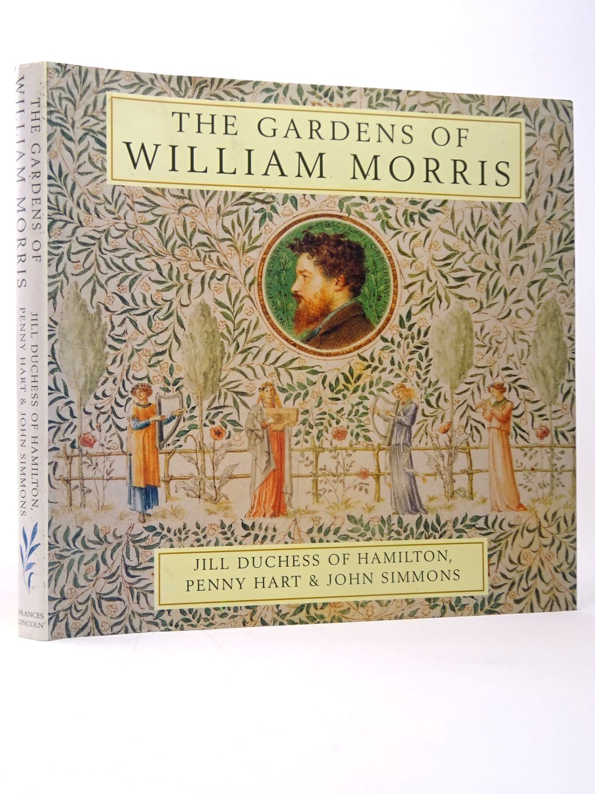 Photo of THE GARDENS OF WILLIAM MORRIS- Stock Number: 1817494
